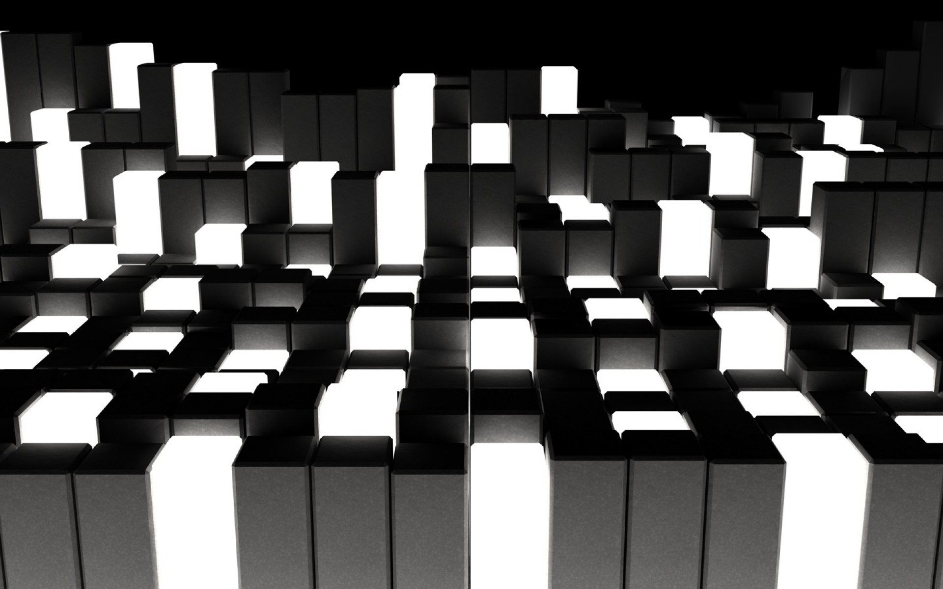 Black And White Abstract HD …