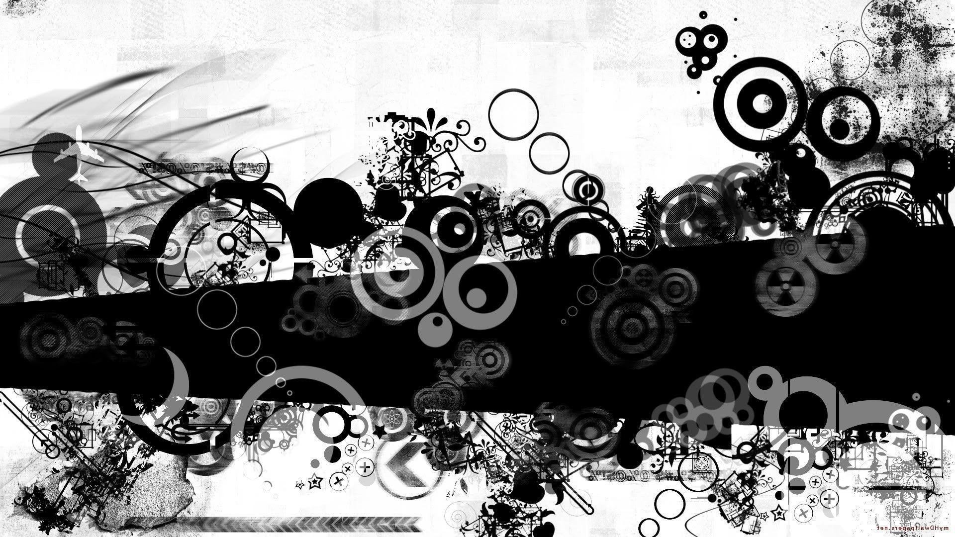 Images Black And White Abstract Backgrounds, Wallpapers, HD .