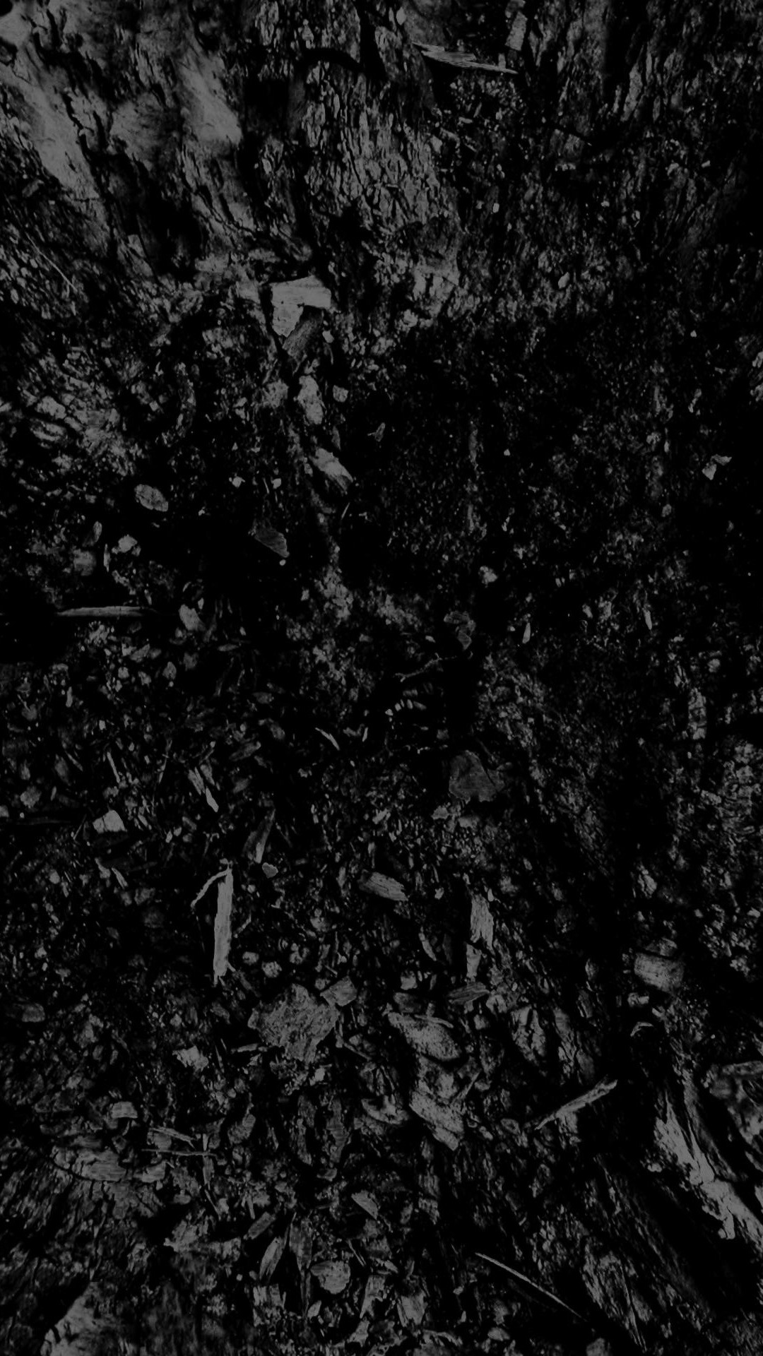 Preview wallpaper dark, black and white, abstract, black background  1080×1920