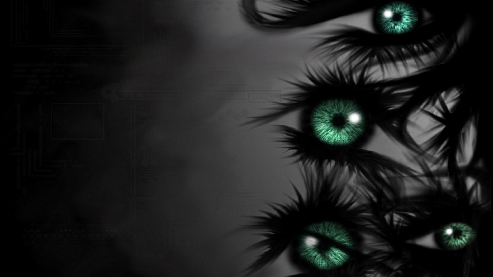 Abstract eyes dark darkness wallpaper | | 209945 | WallpaperUP