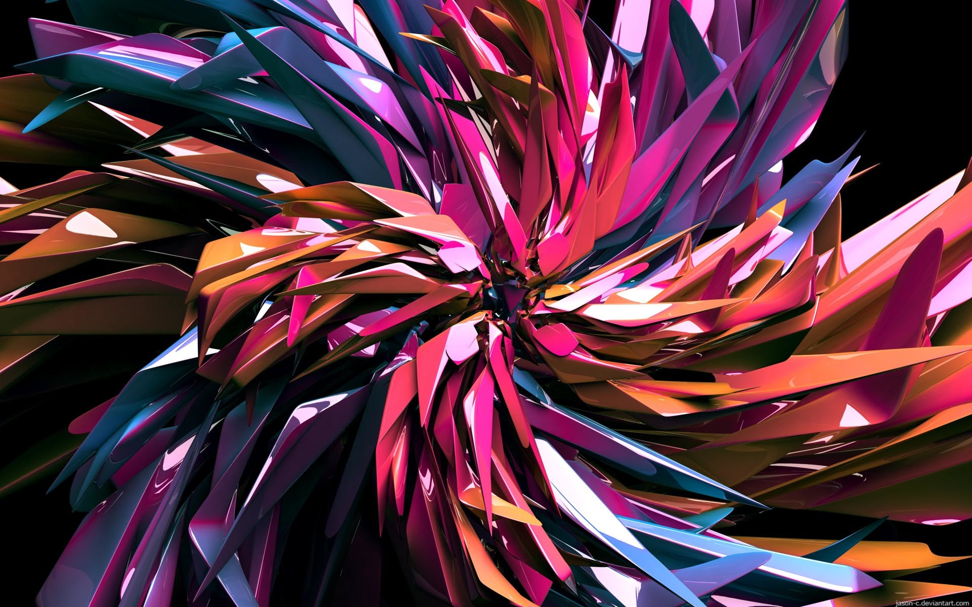 Desktop Abstract Anime wallpapers HD free – 185501