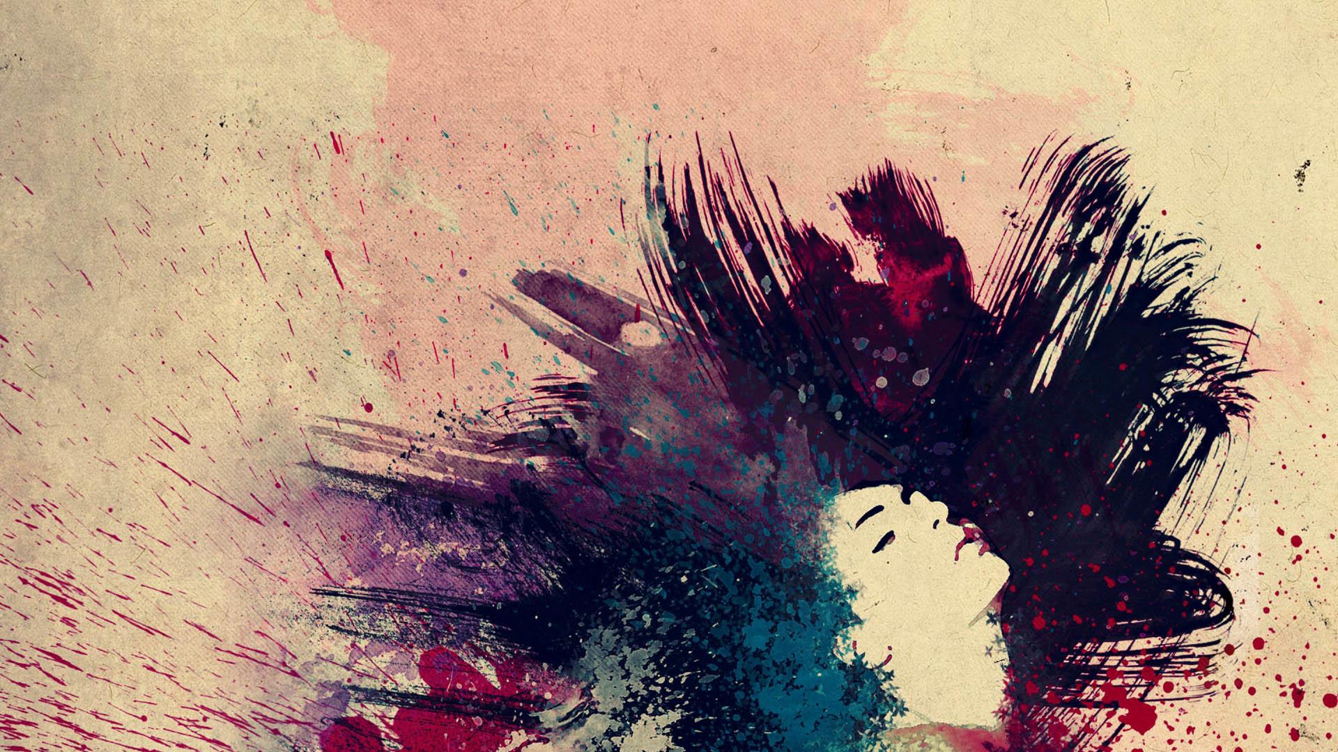 炫彩插画高清壁纸_电脑主题网. Source: static2.wallpedes.com · Report. Hd Wallpapers  Abstract …