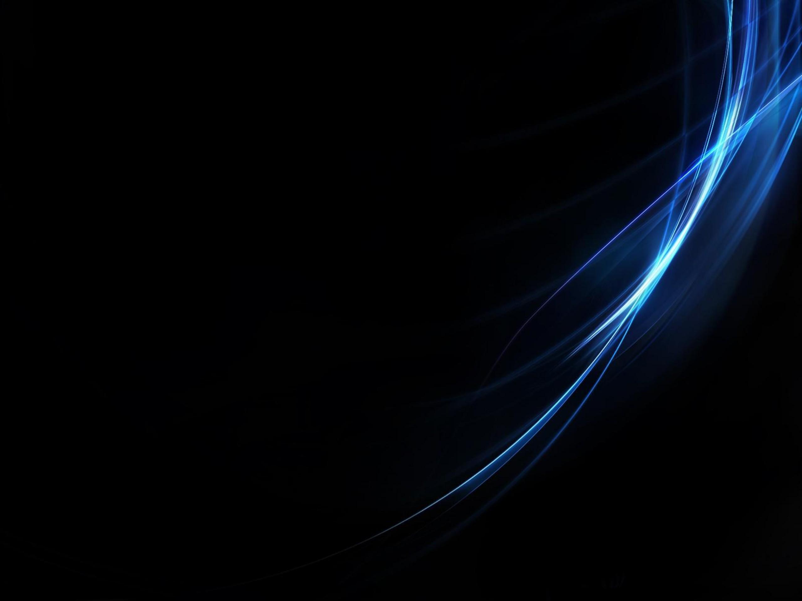 Black Abstract HD Wallpaper-3