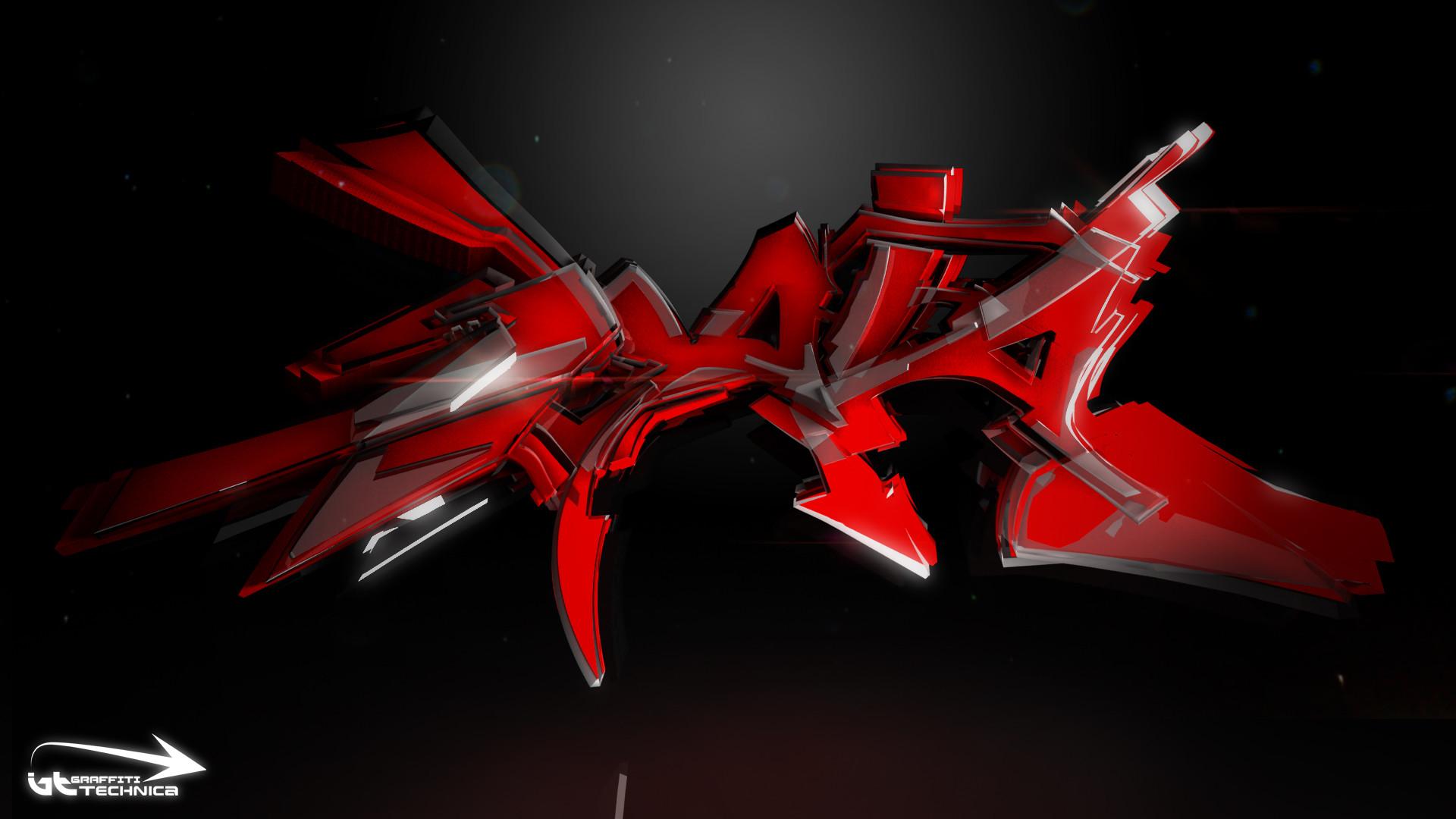 3d graffiti wallpaper downloads