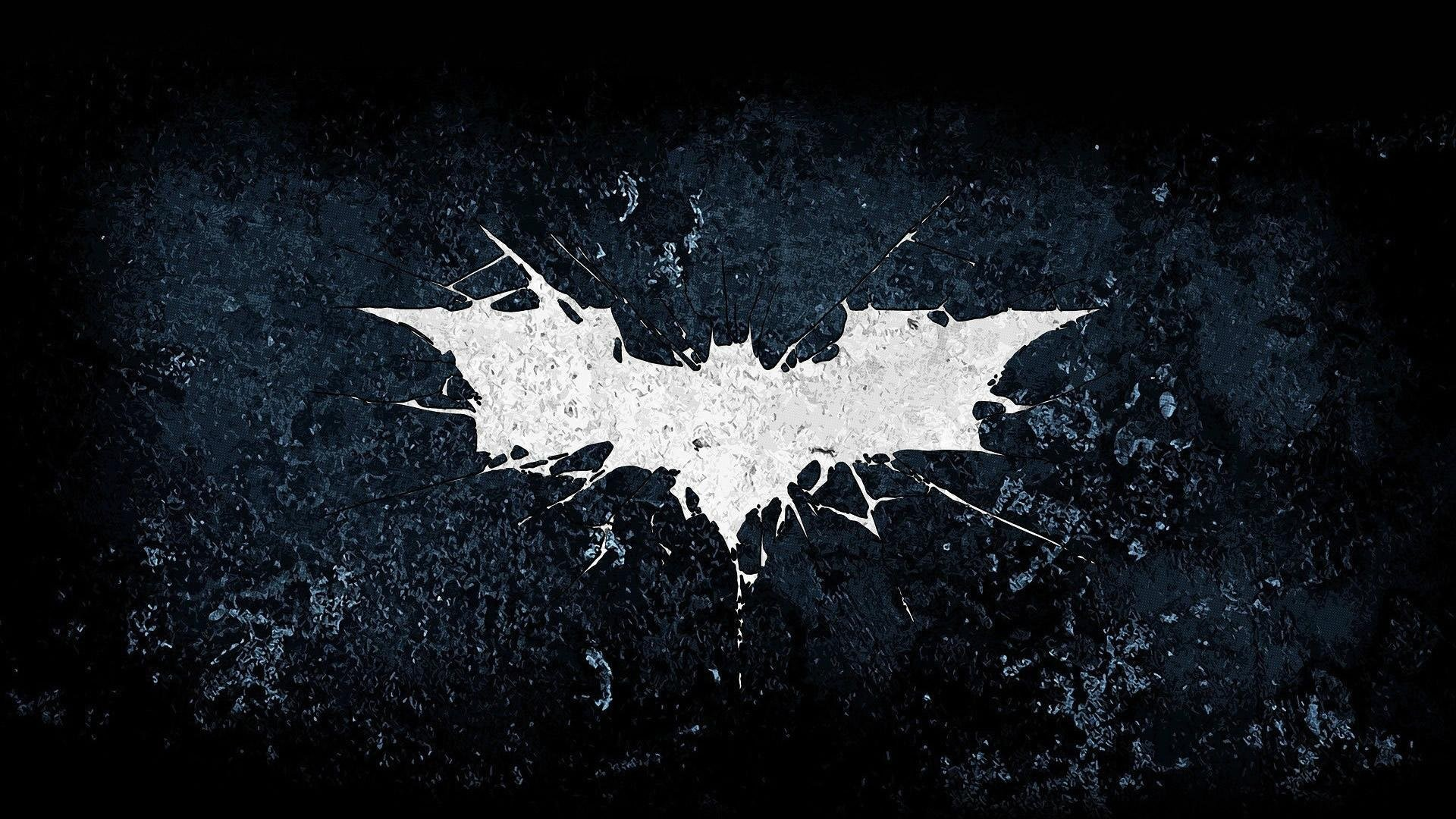 Batman Logo 1366X768