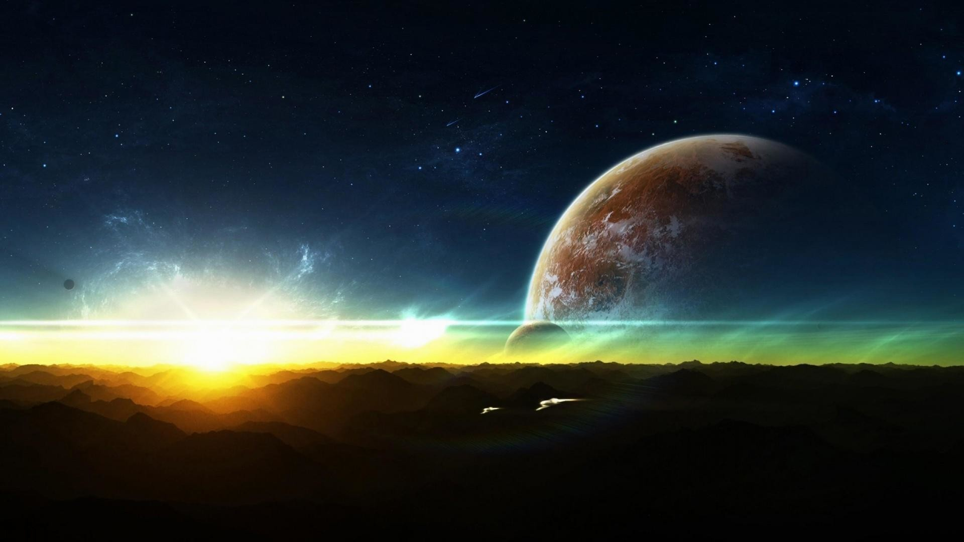 wallpaper.wiki-Space-Abstract-Sunrise-Wallpaper-1920×1080-PIC-