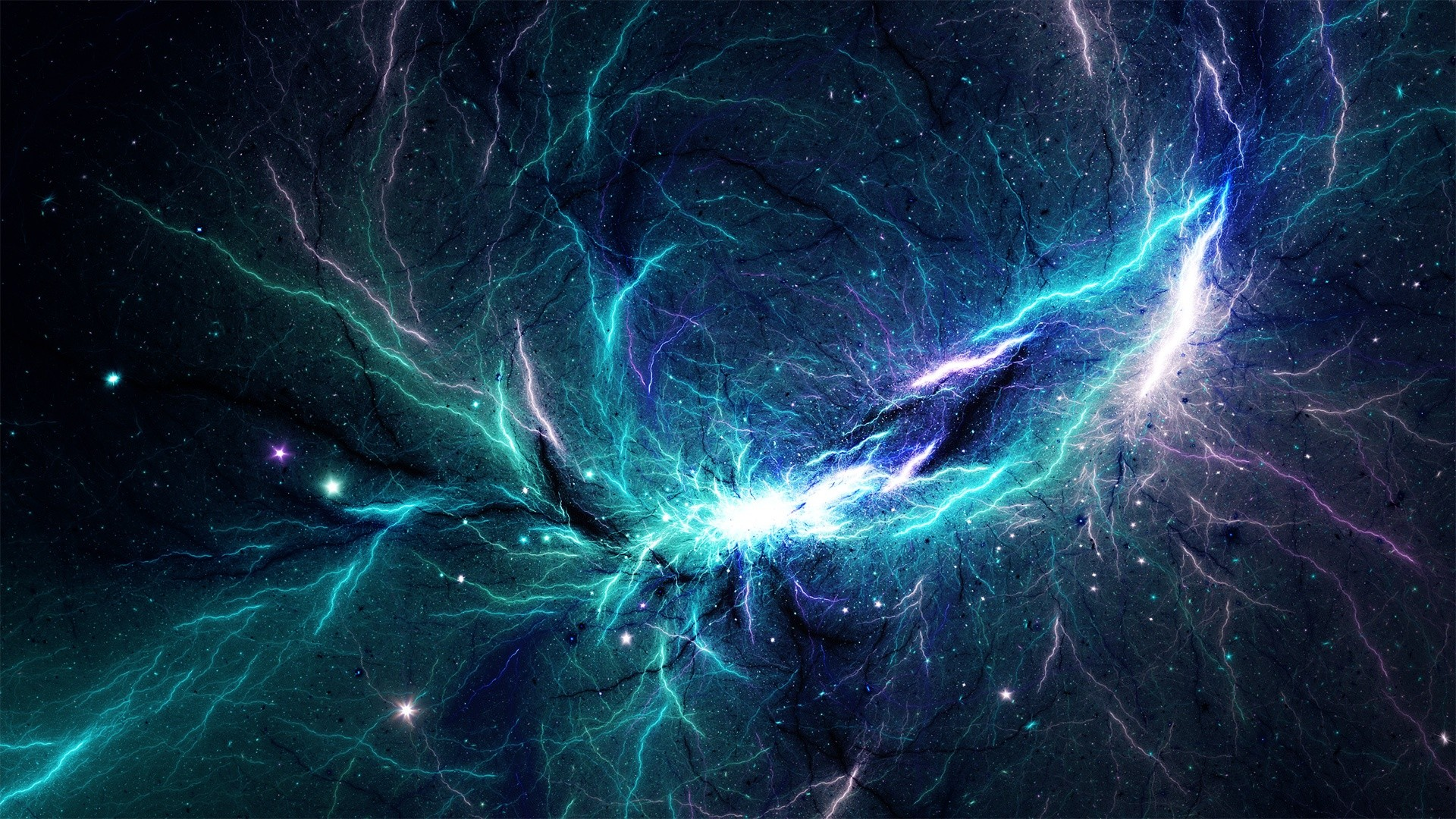 Thor Space Nebula Wallpapers