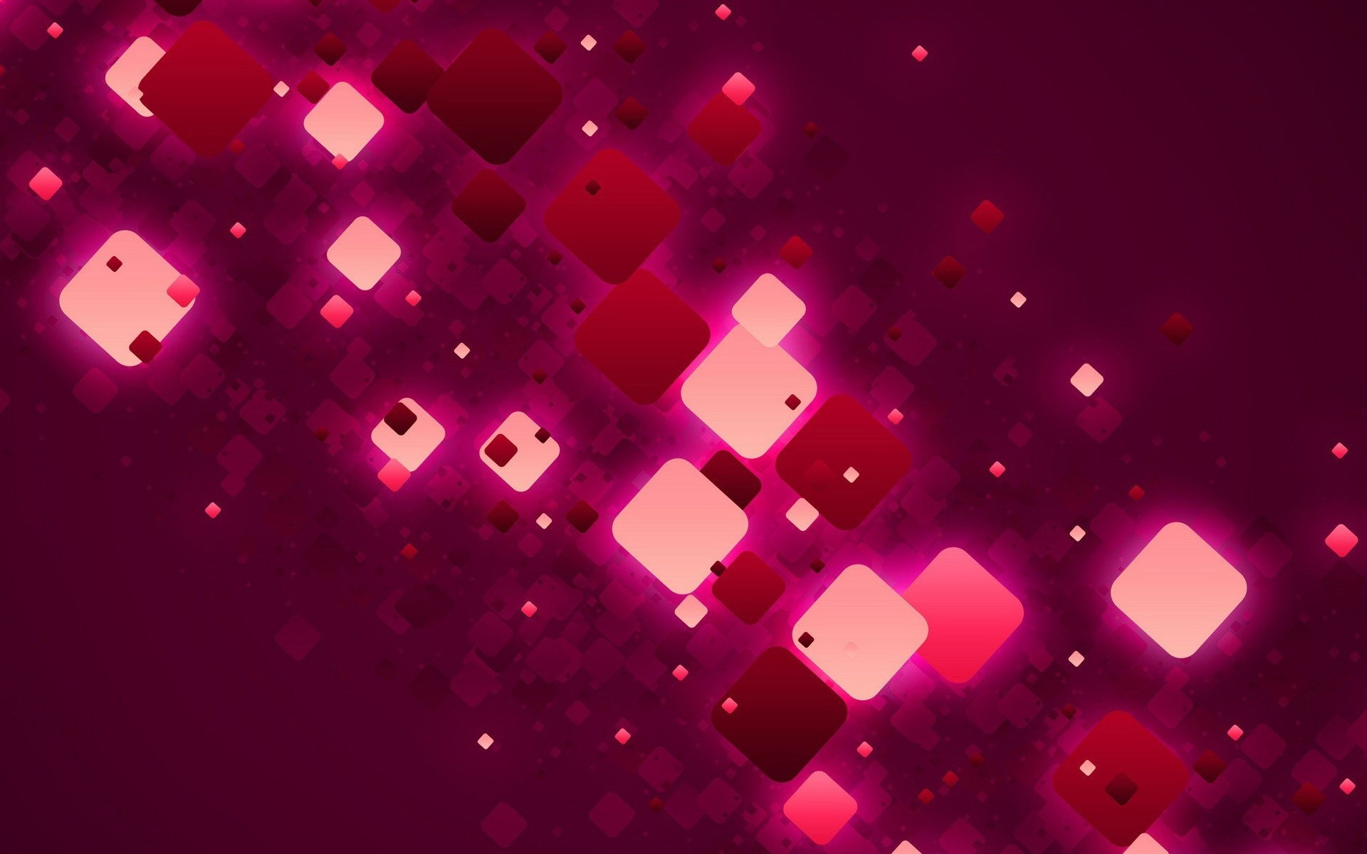 Pink Abstract 786308