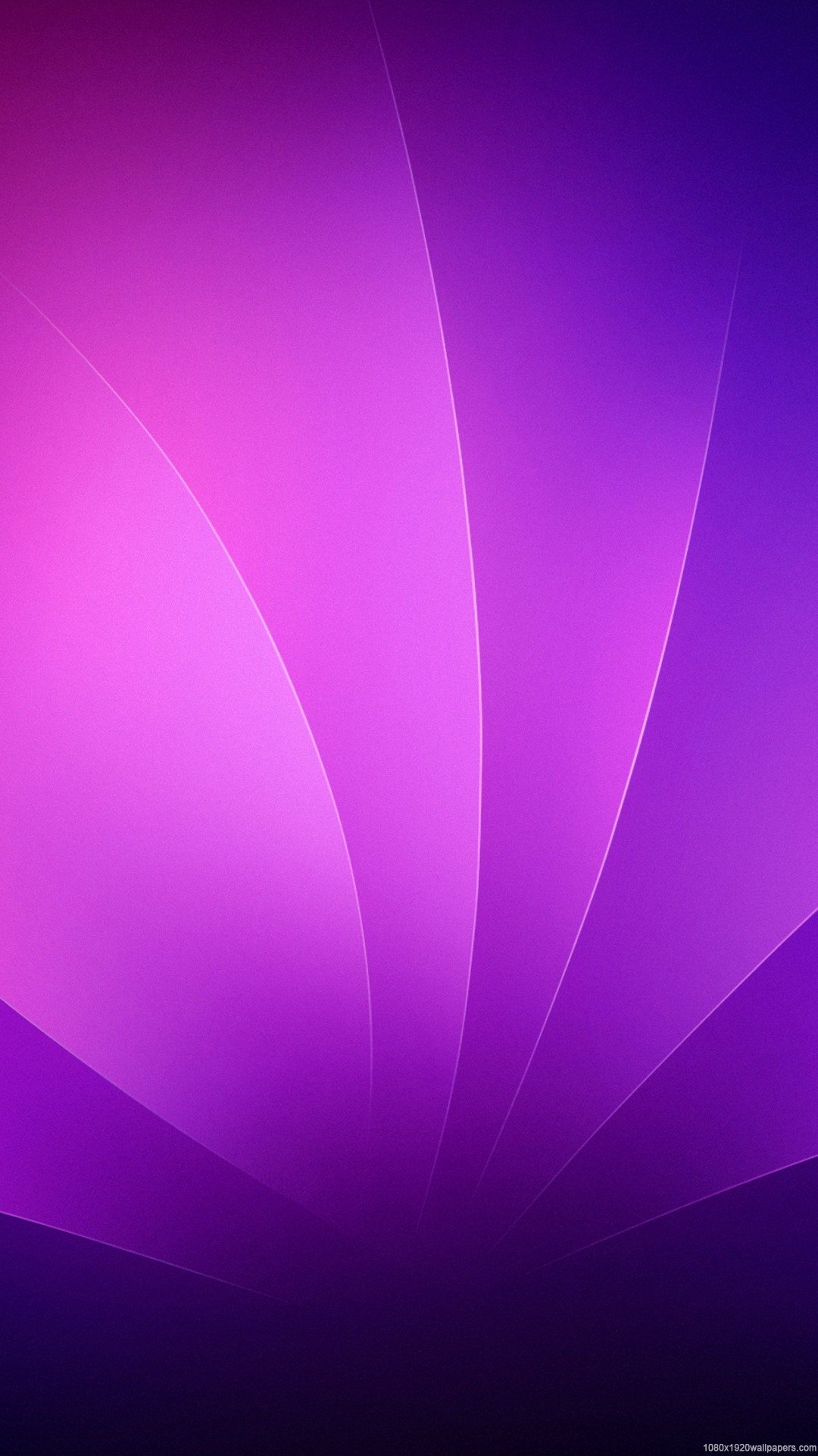 leaves line abstract purple wallpapers HD – 1080P abstract  wallpapers