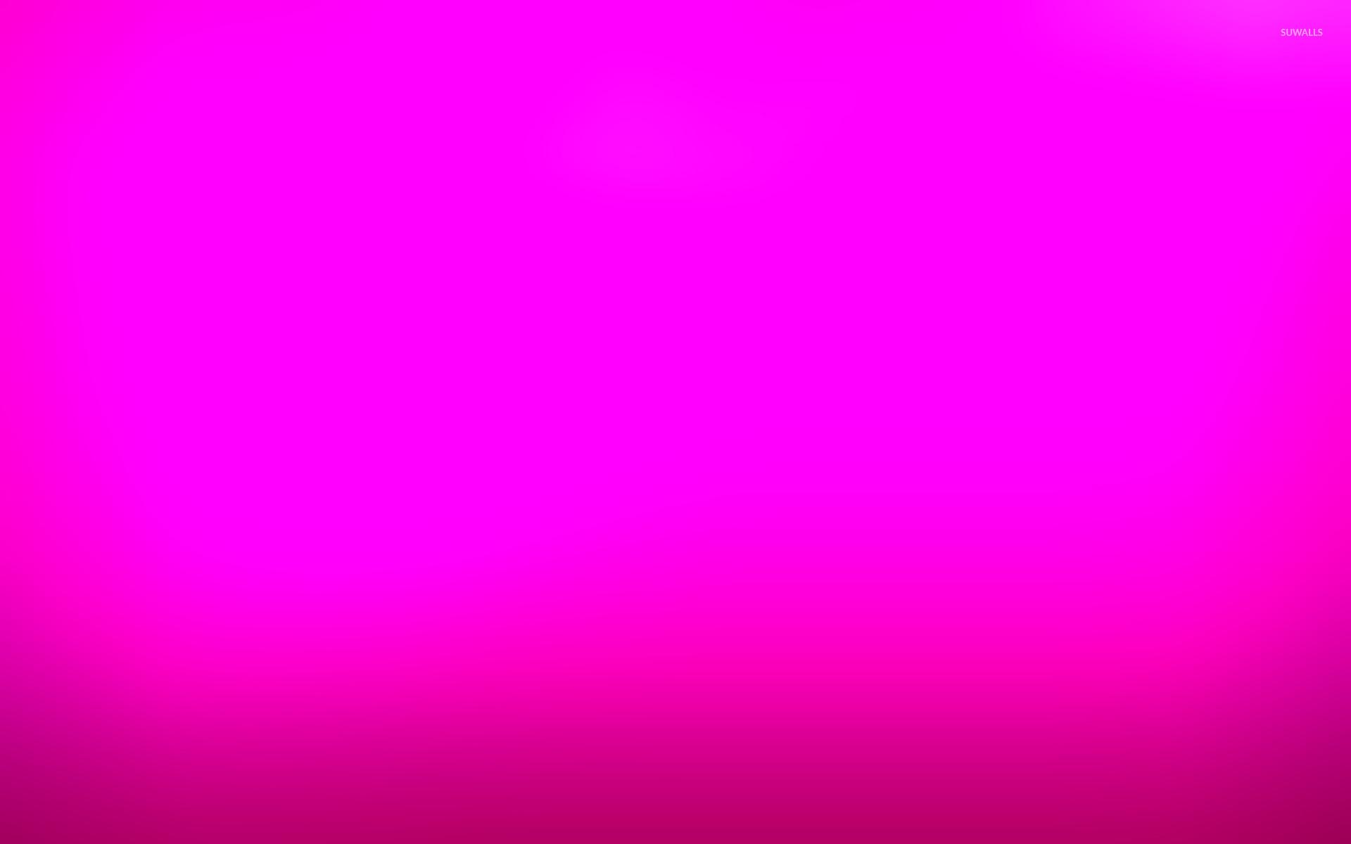 Pink gradient wallpaper