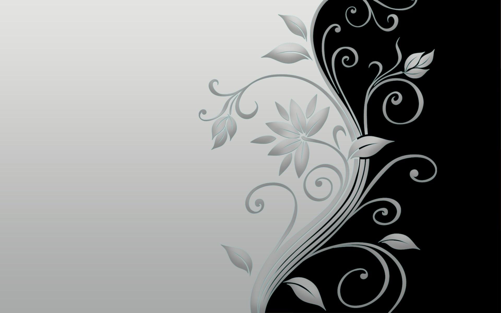 Abstract Flowers Design HD Widescreen Desktop Wallpaper   HD .