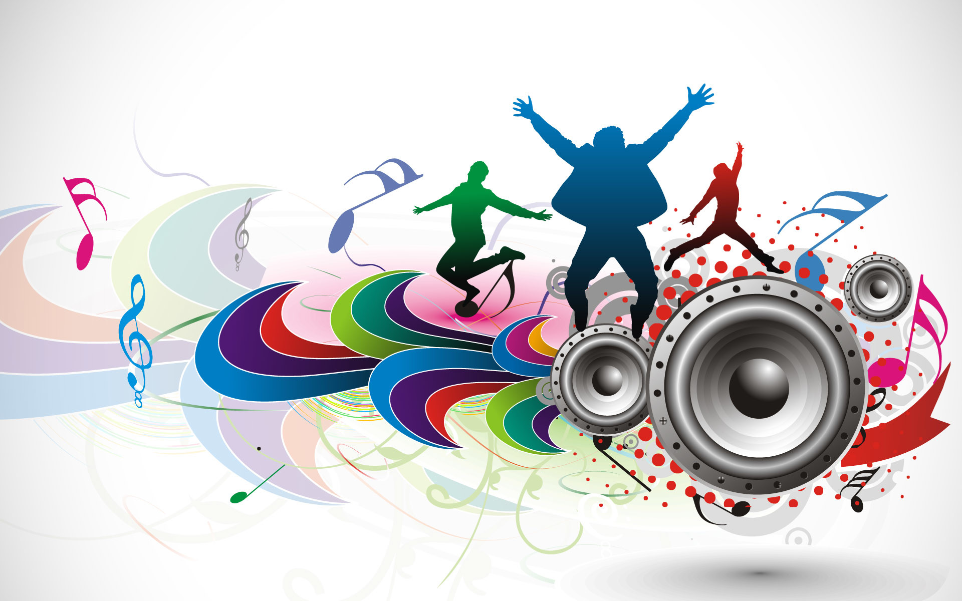 3D Music Abstract Wallpapers Background 1 HD Wallpapers