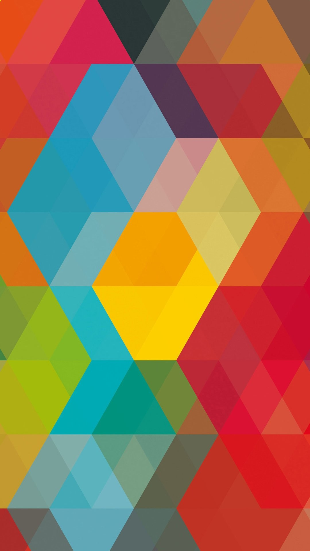 iPhone 6 Abstract Wallpaper Abstract color block 429