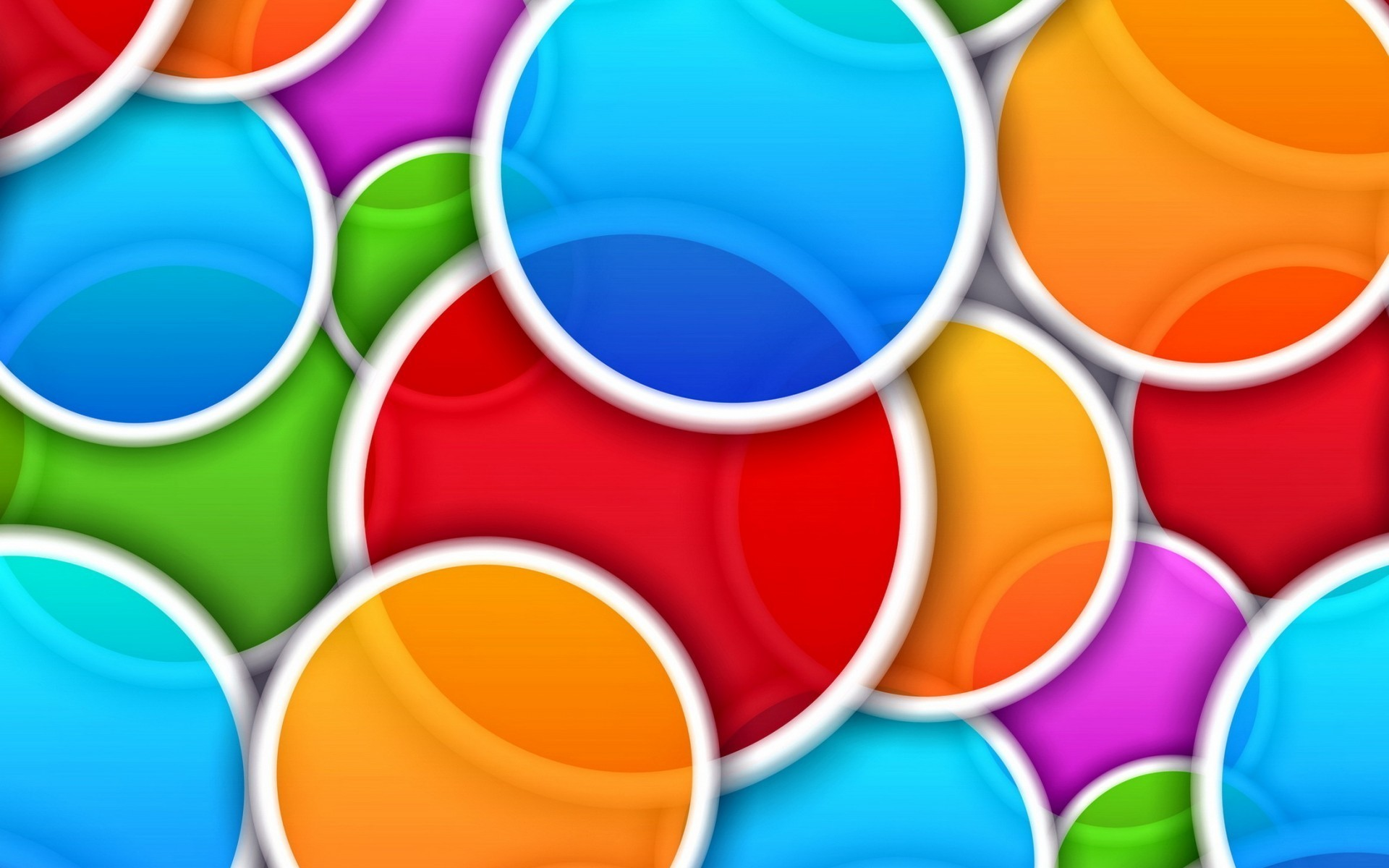 Abstract Colors Background Wallpaper