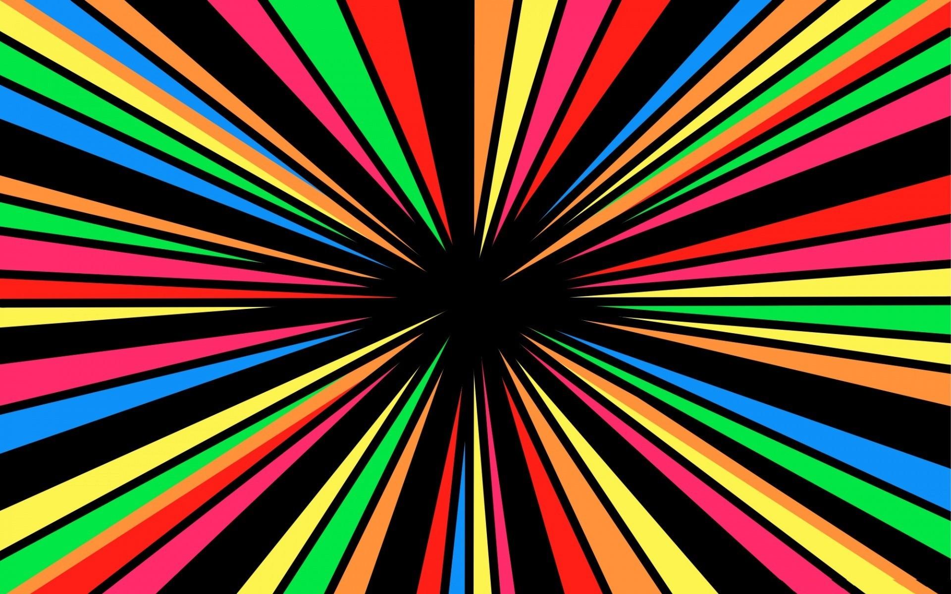 Abstract rainbows vortex colors wallpaper | | 11505 | WallpaperUP