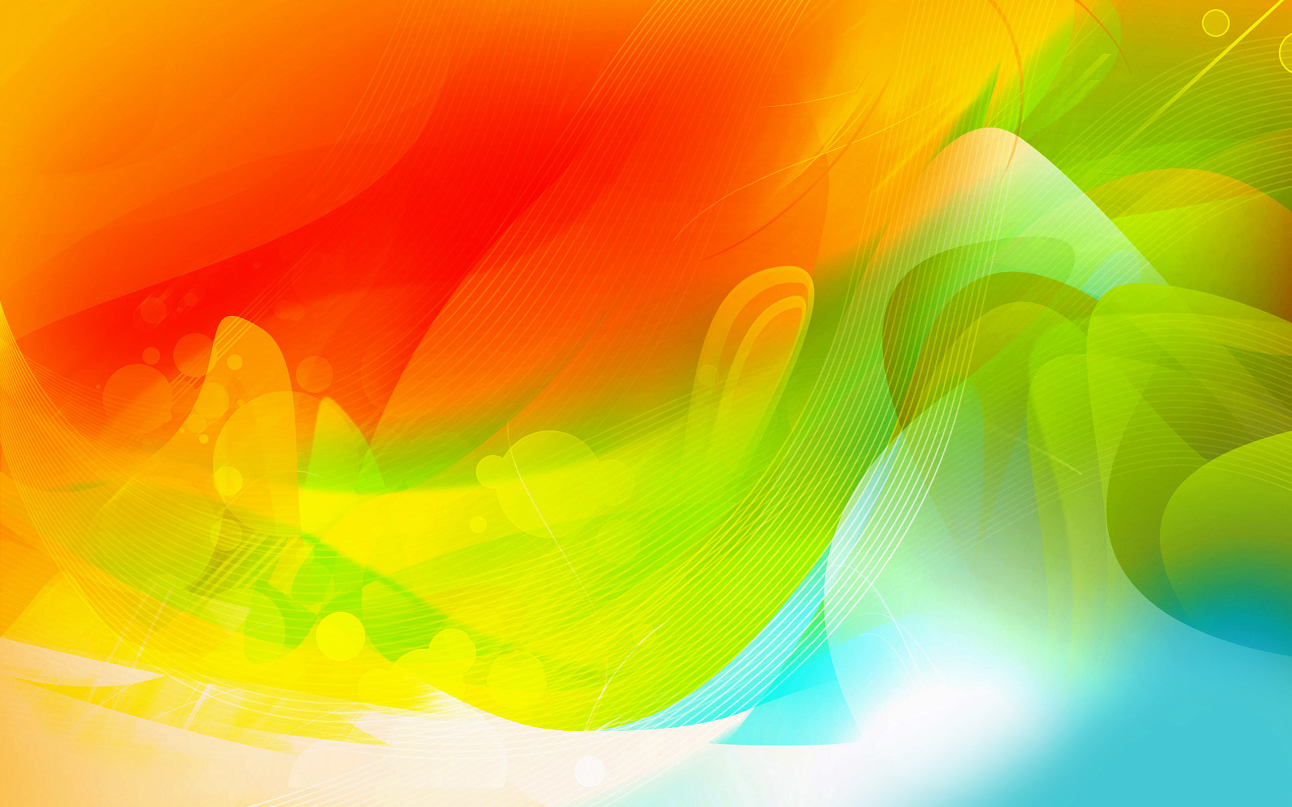 Abstract Color Wallpaper 96