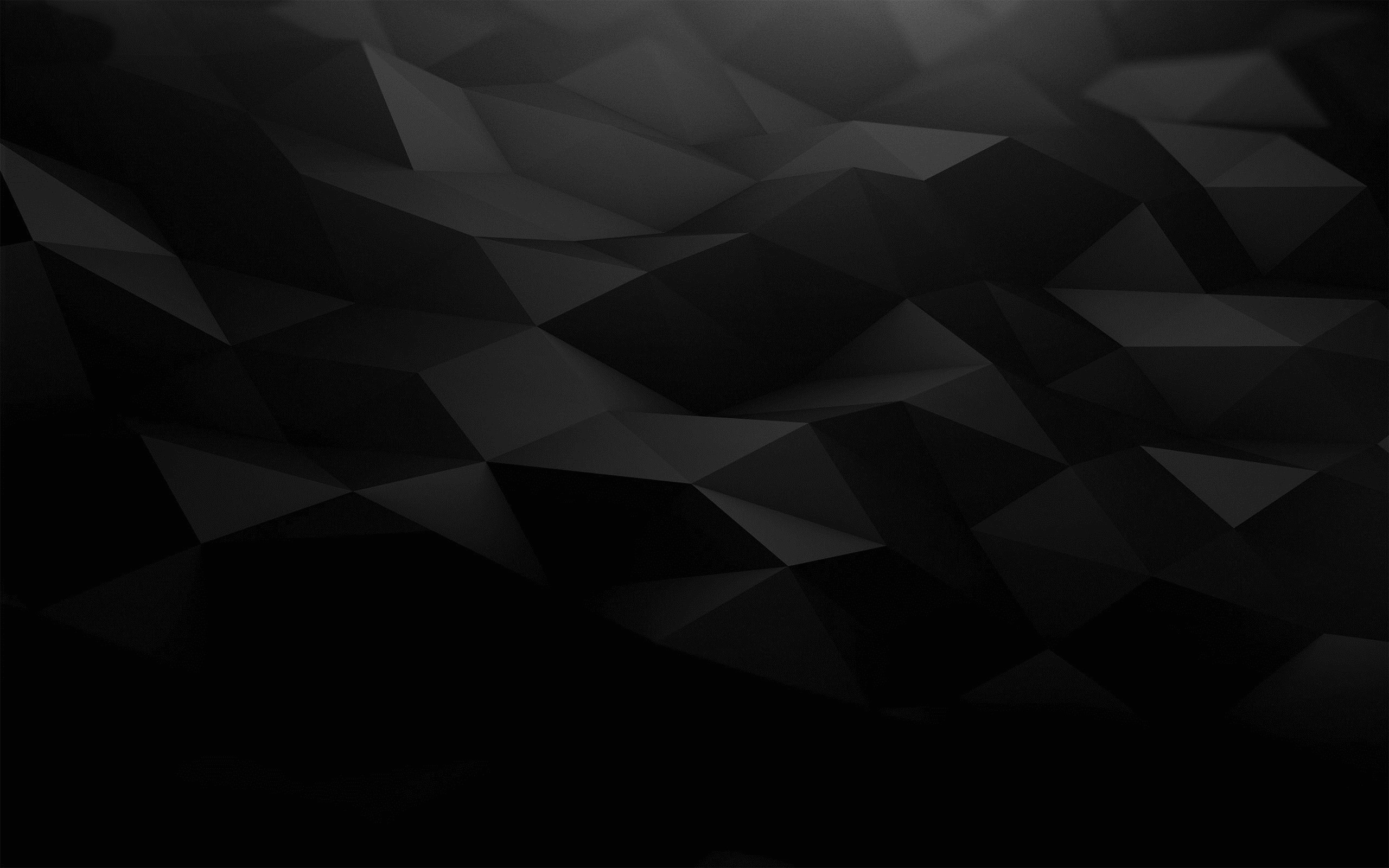 Black Abstract Background 8