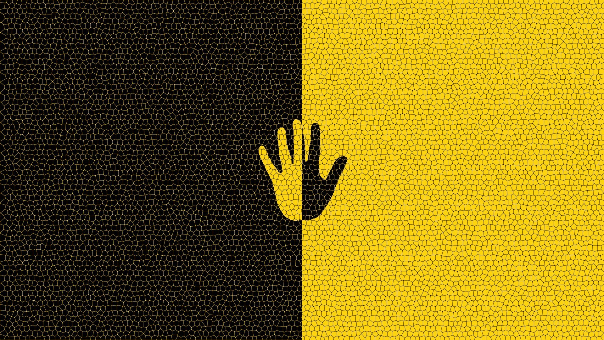 Black and Yellow Abstract Wallpapers For Laptops 745 – Amazing .