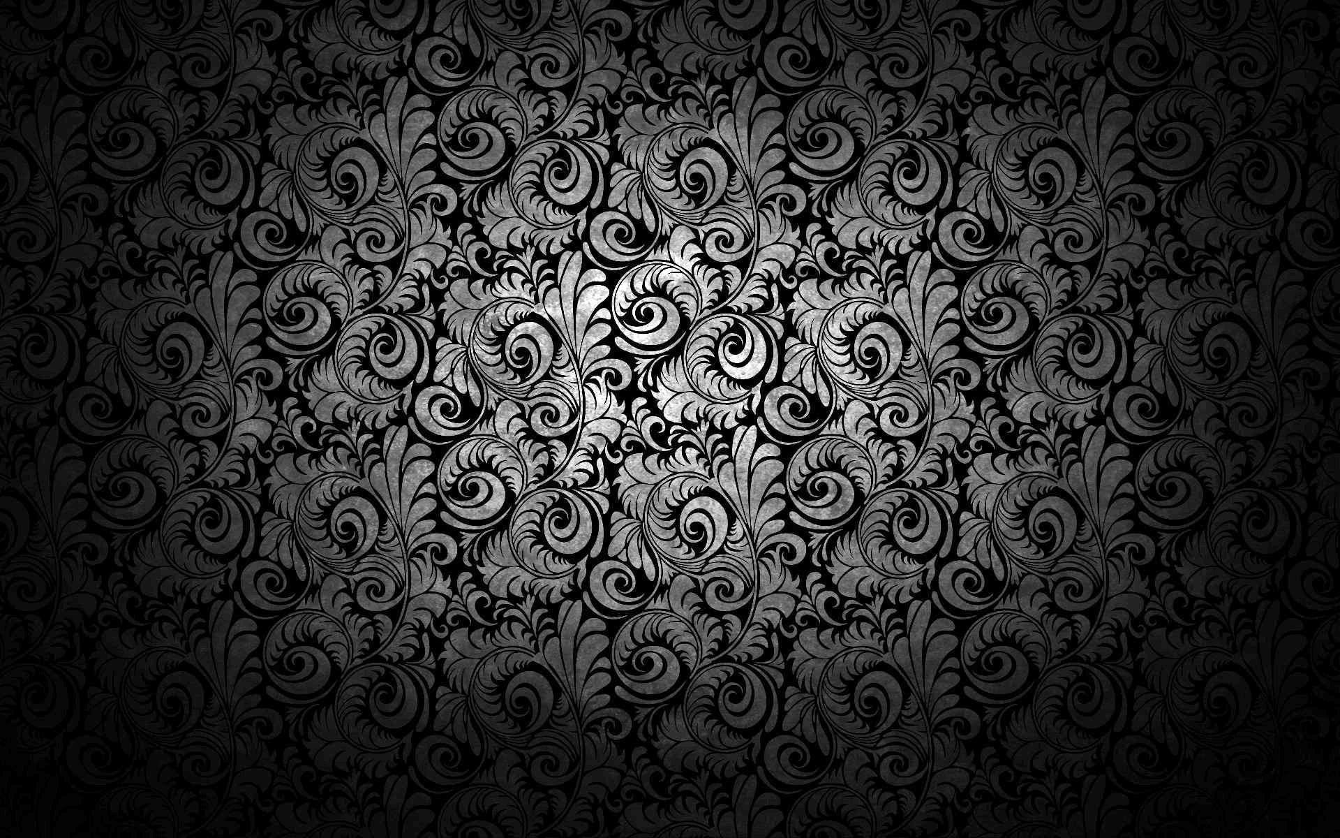 Black Abstract Wallpaper Wallpaper