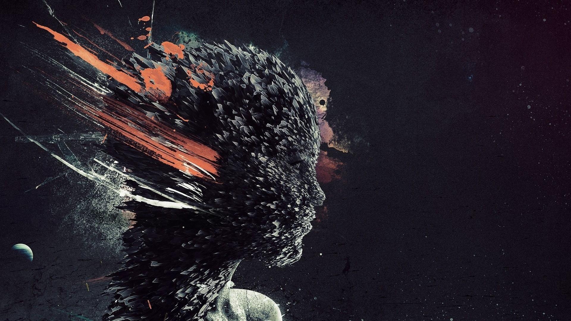 art-woman-face-explosion-stone-art-Desktop-Backgrounds-