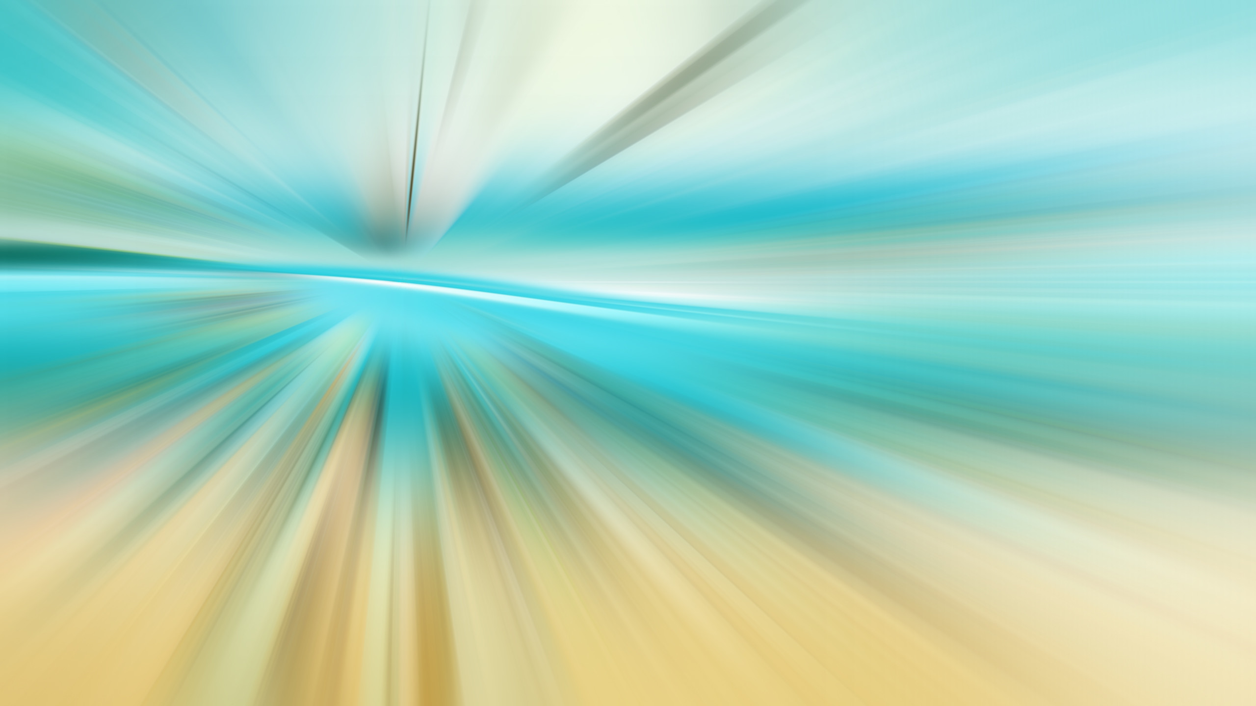 Radial Zoom Blur Abstract Wallpaper