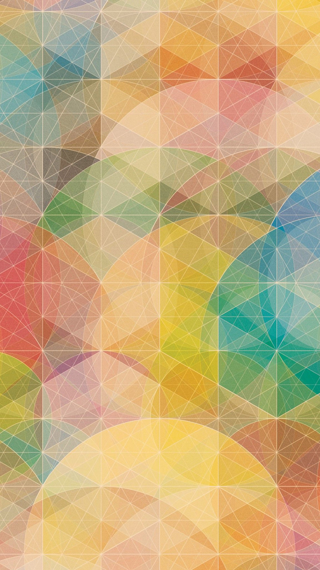 … Geometric pattern Abstract mobile wallpaper