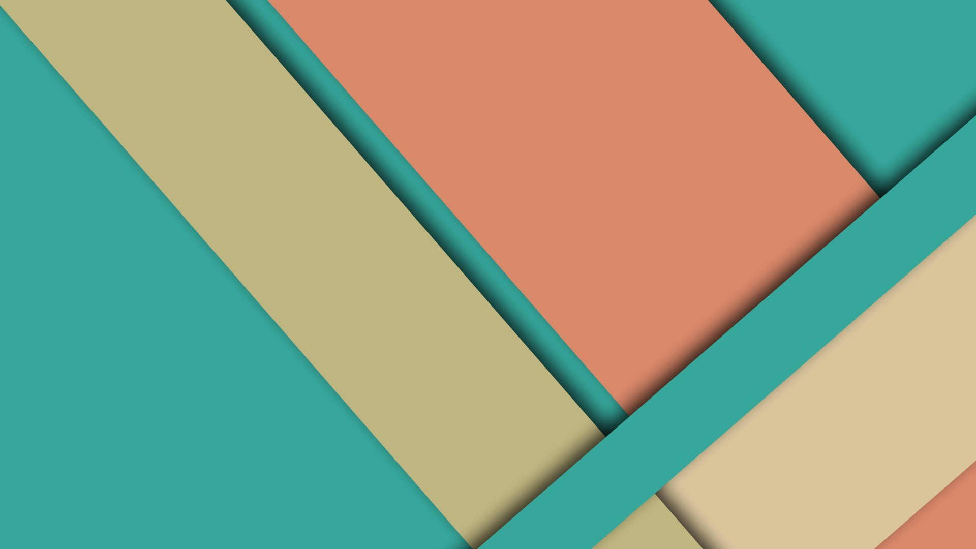 blue pink beige abstract geometric lines desktop background