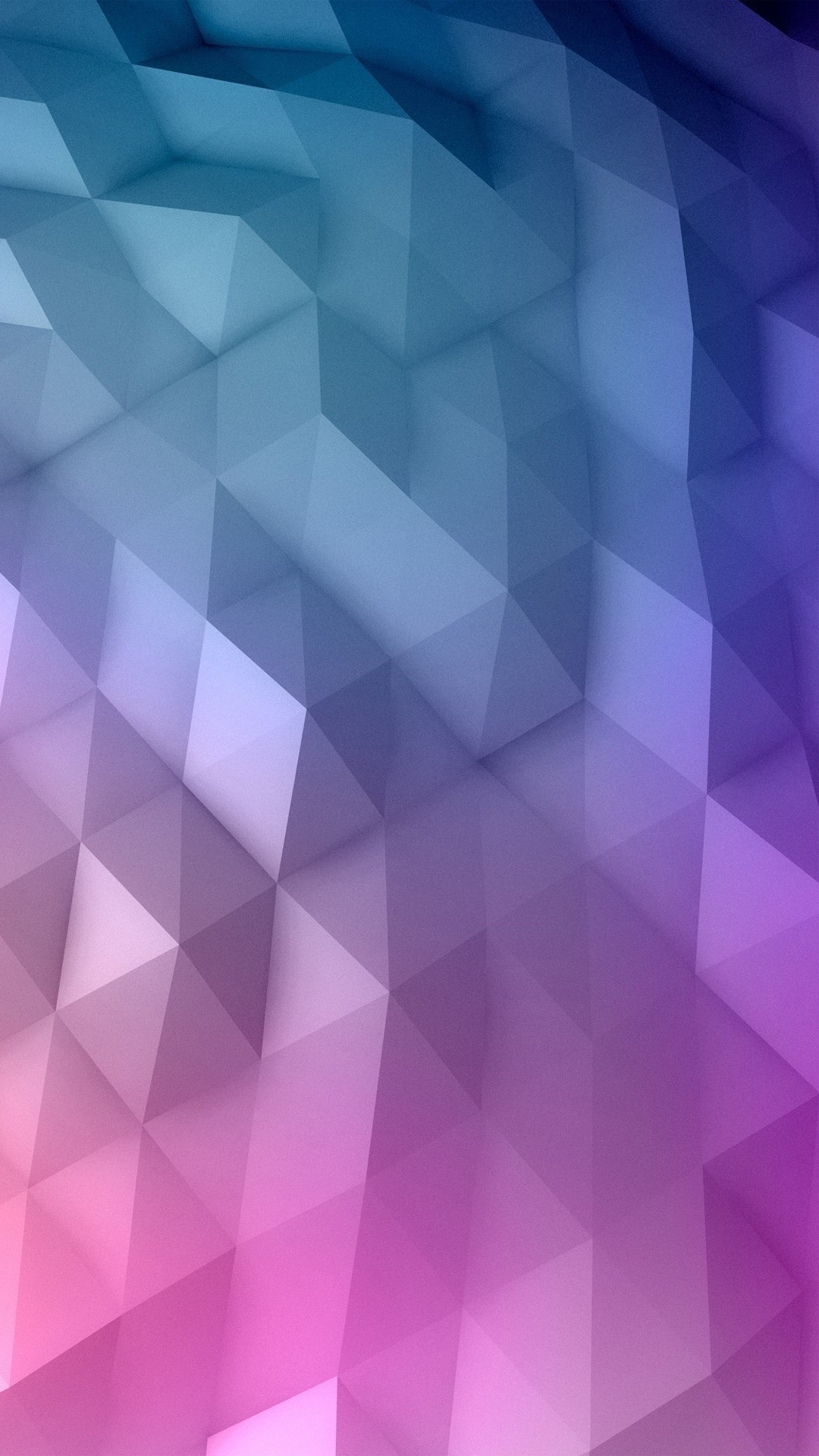 Gradient Geometry #iPhone #7 #wallpaper