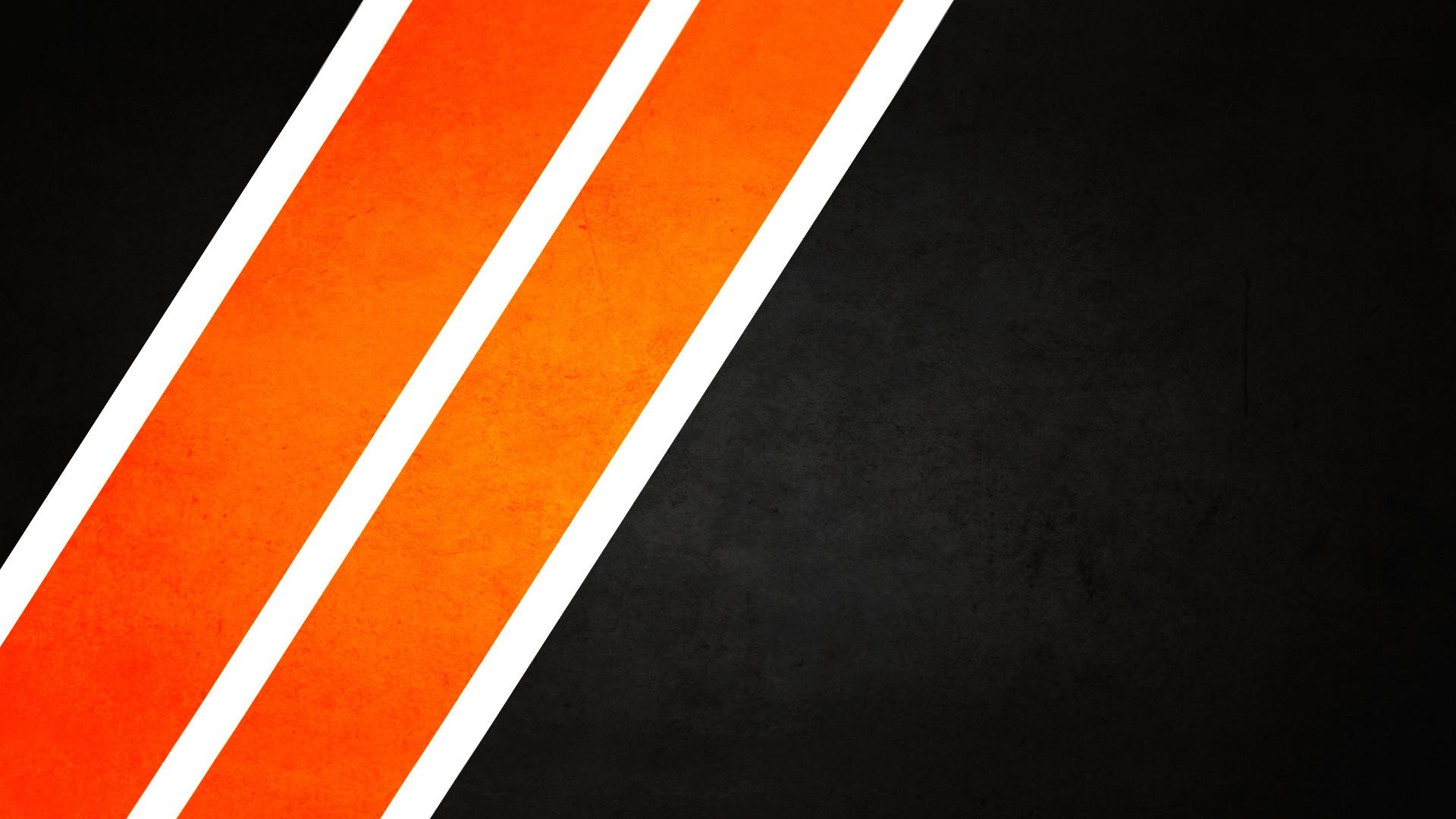 Orange Abstract Pic