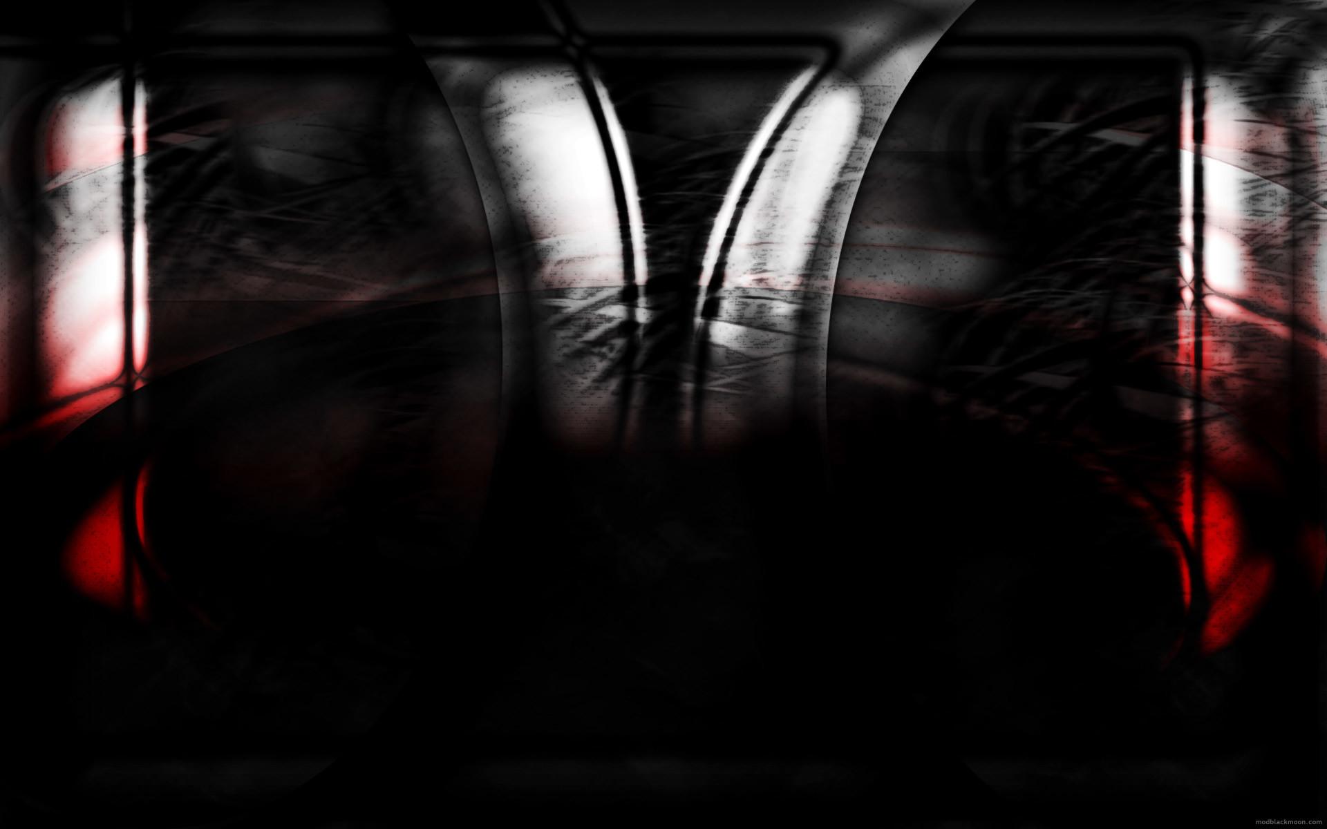 … HD Dark Abstract, Black Seal Wallpaper, Red Highlight, Hi-Tech