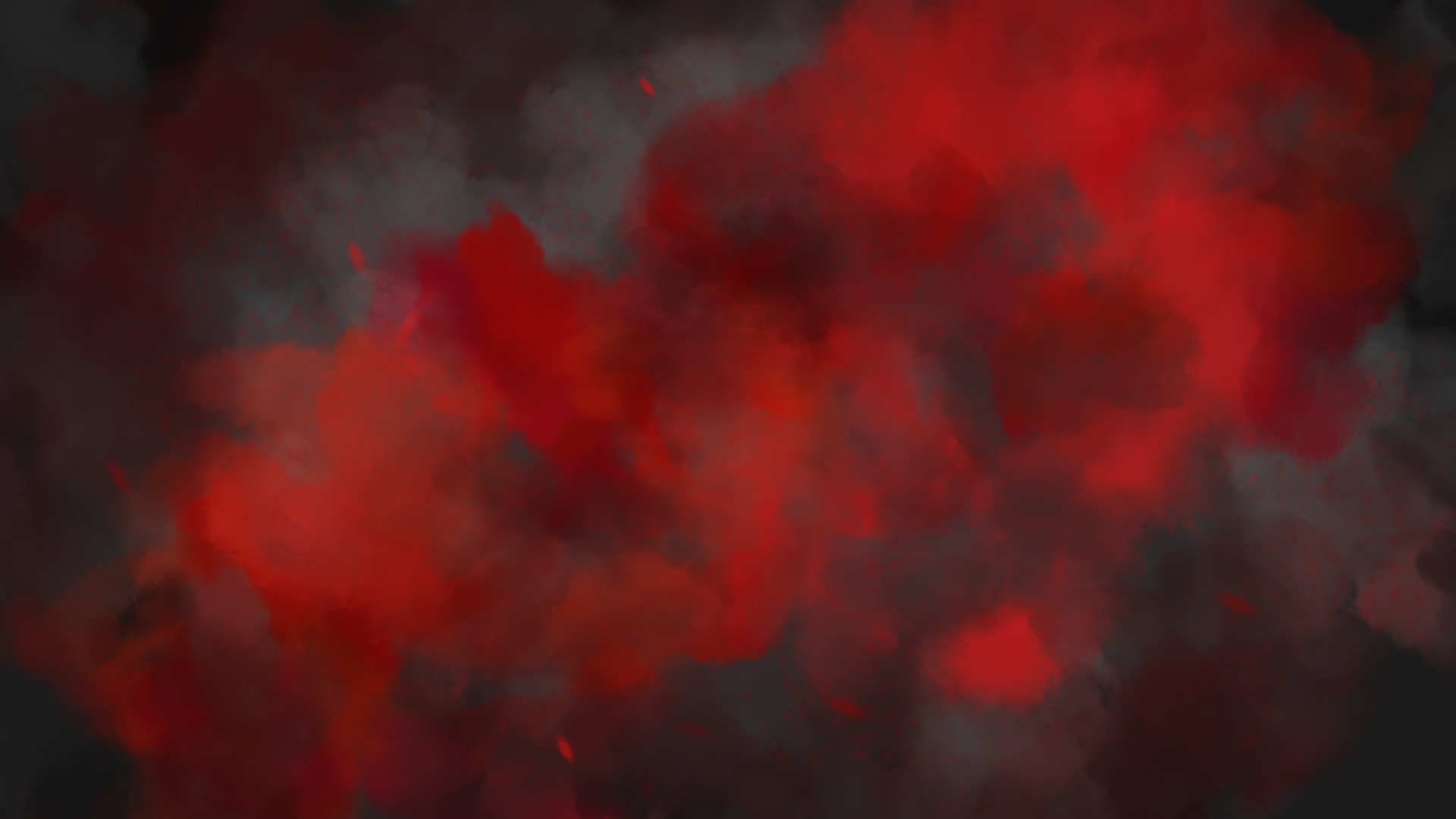abstract · dark · red