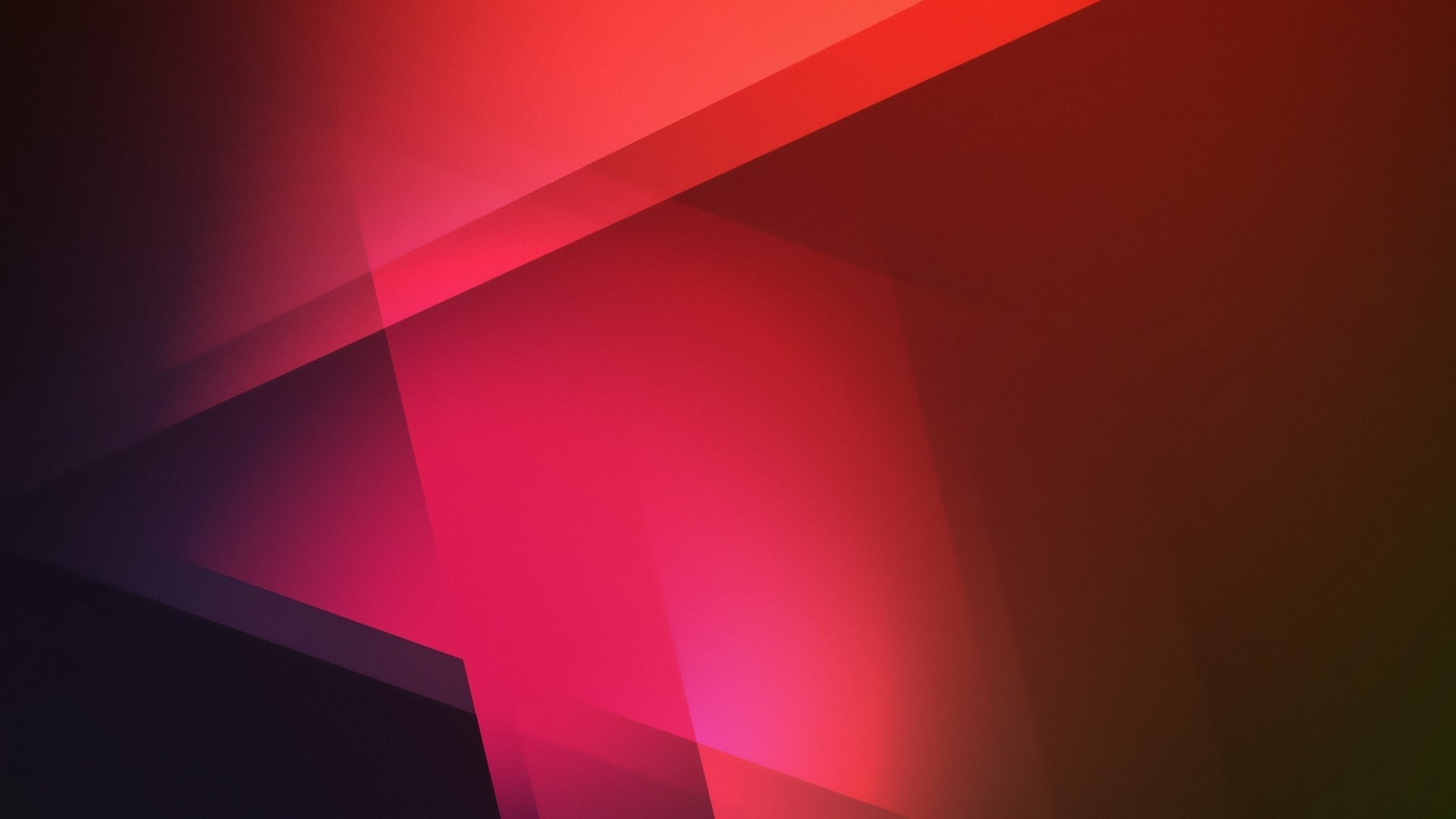 Preview wallpaper lines, red, background, bright 1920×1080