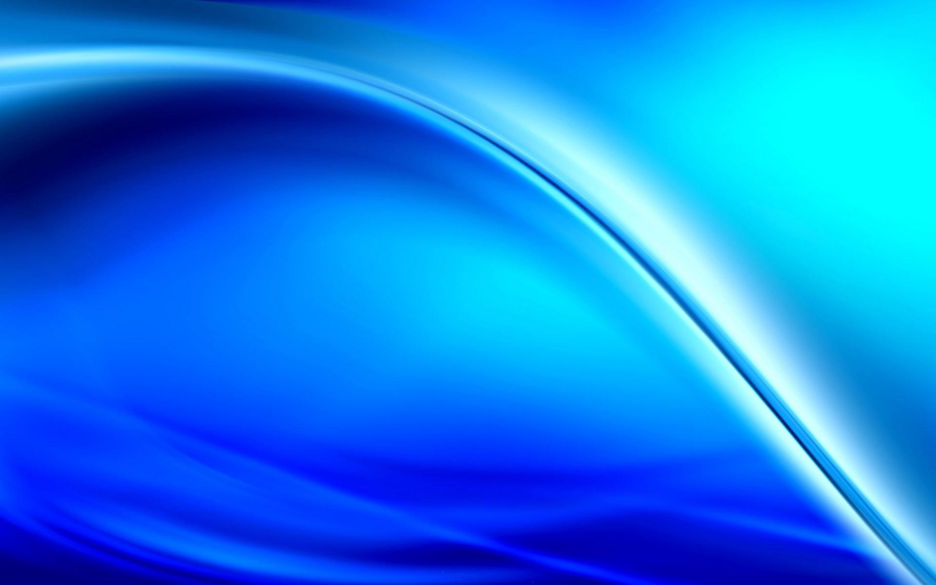 Bright Blue 3D Abstract Wallpaper | HD Wallpaper
