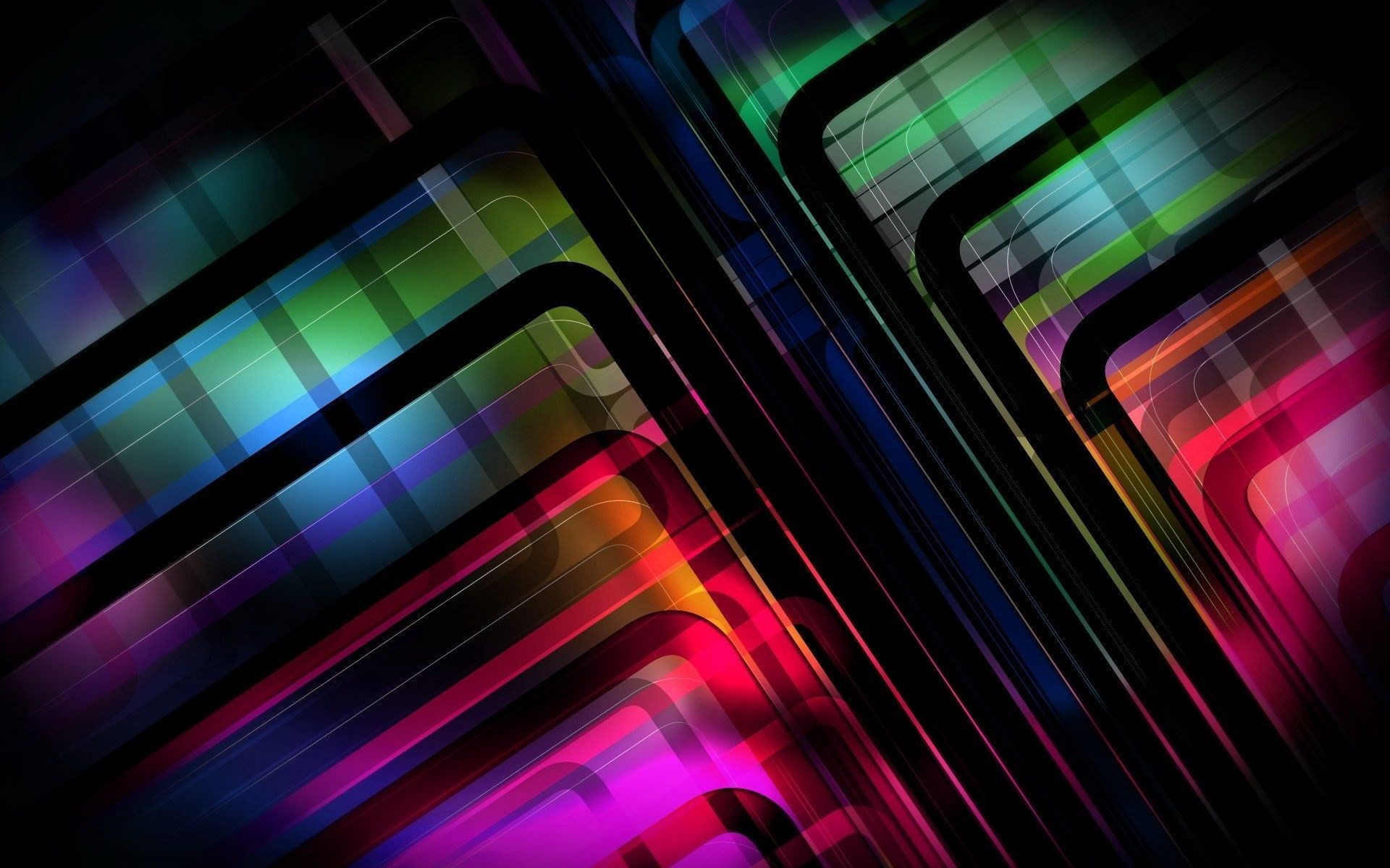 abstract neon wallpapers download free