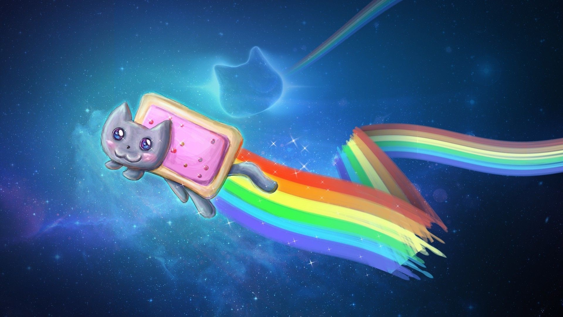 Nyan Cat No Background | Funny Cat & Dog Pictures