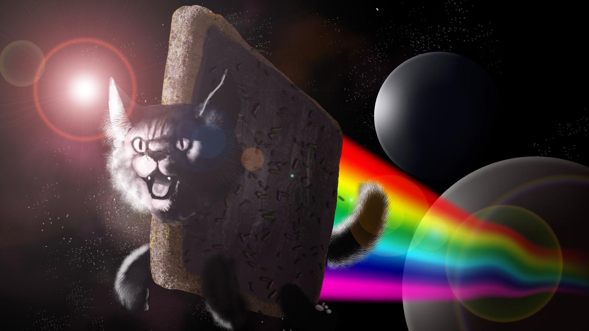 Nyan-Cat-Wallpaper