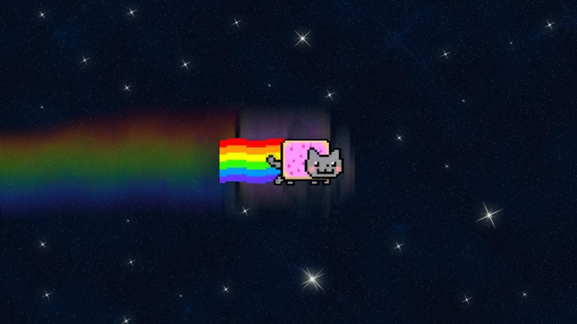 <b>nyan cat</b> rainbow <b>nyan cat HD