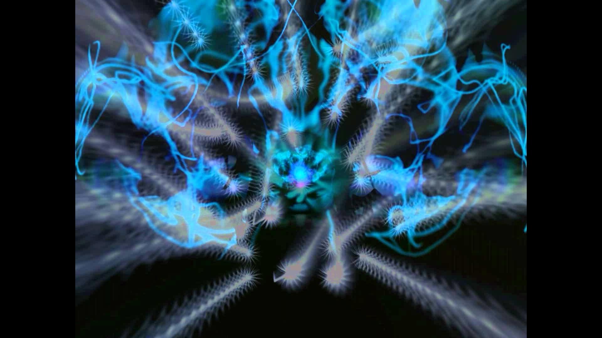 Space cat – Psyvinz (HD VISUALS) Psytrance 2011