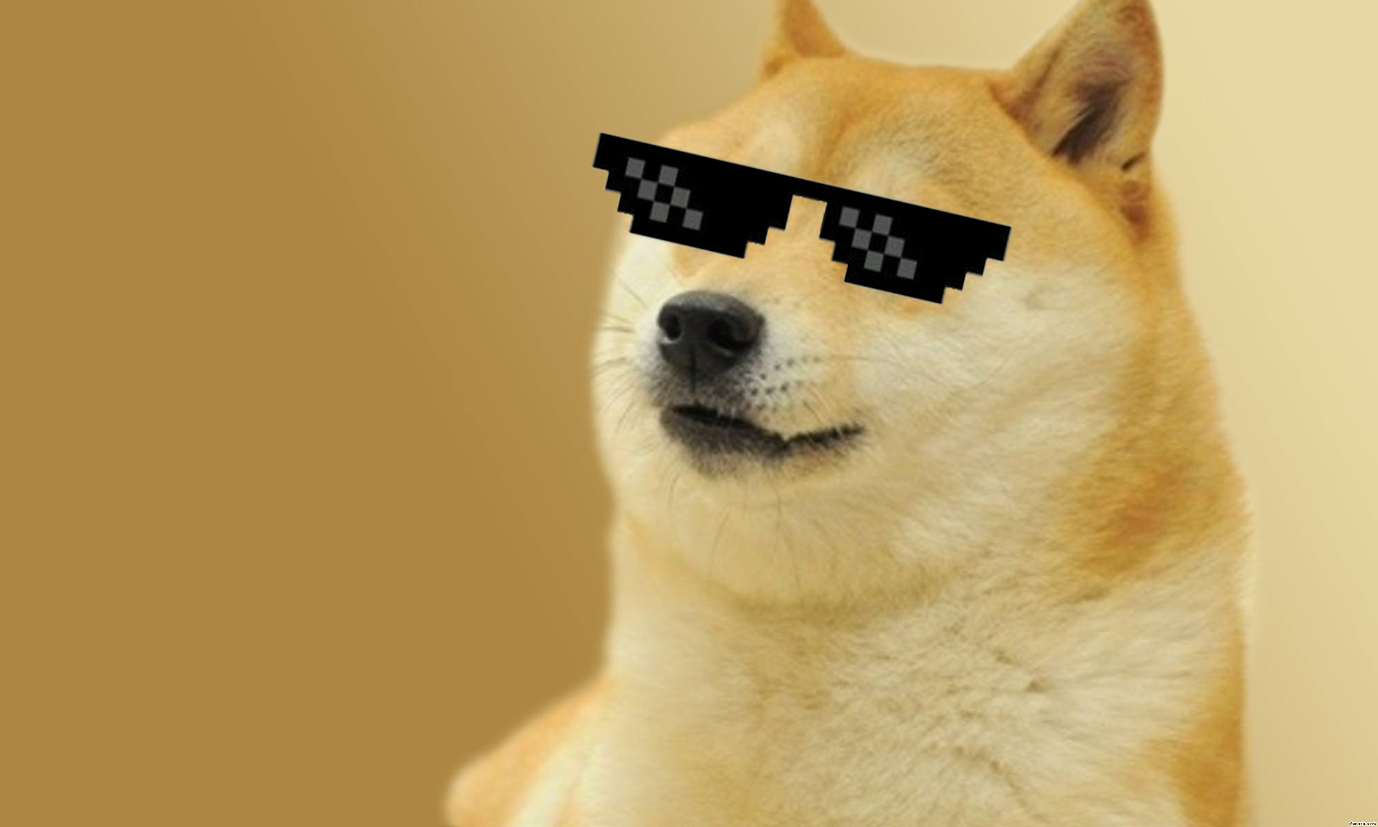 B.SCB Wallpapers: Doge, by Alan Geib