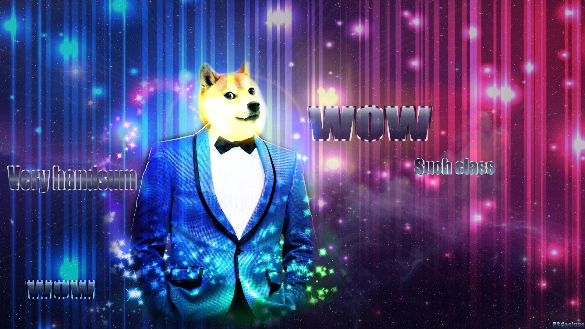 Image Doge Wallpaper Anyone