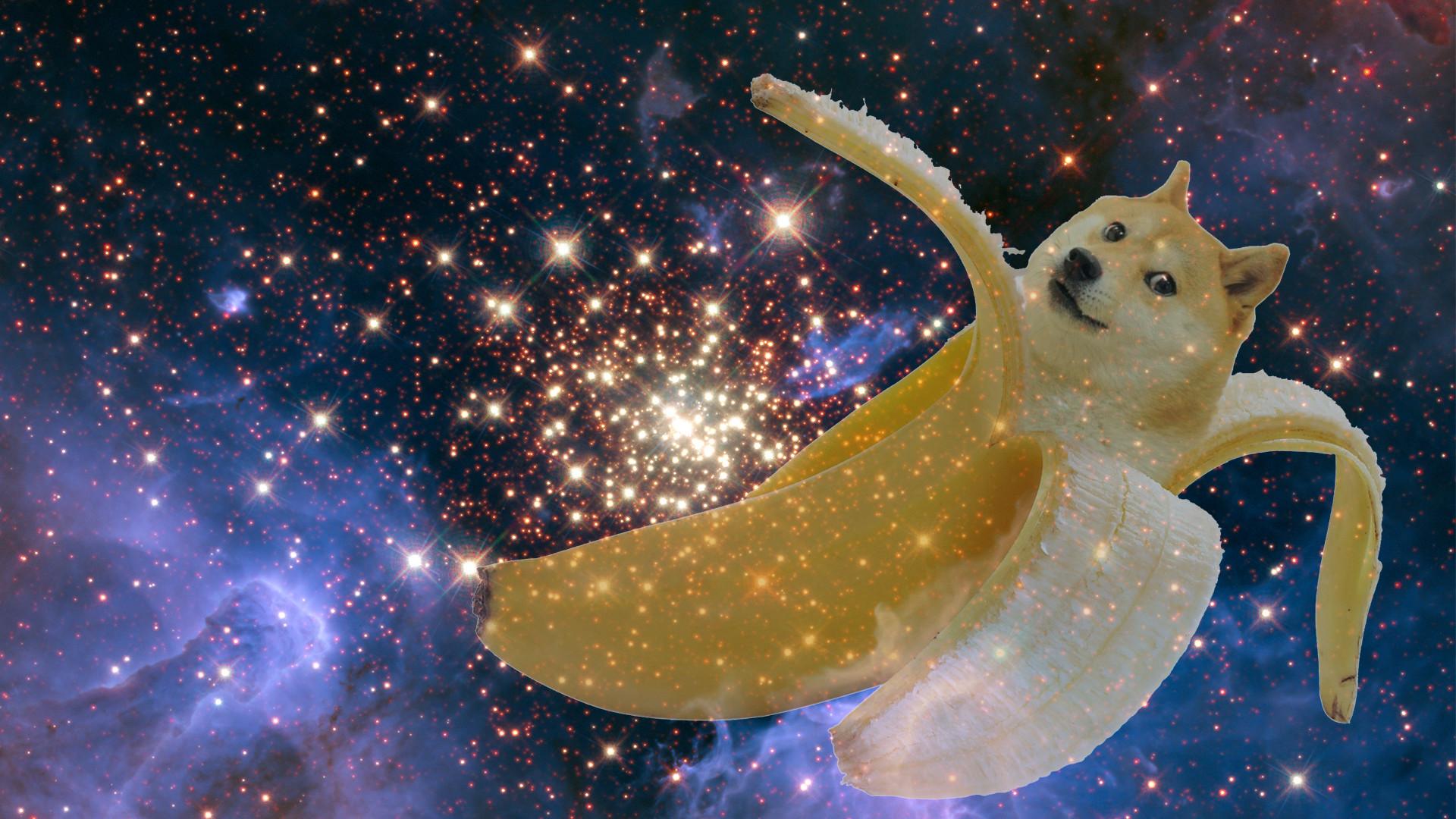 Bananoge, Dogeana in Space