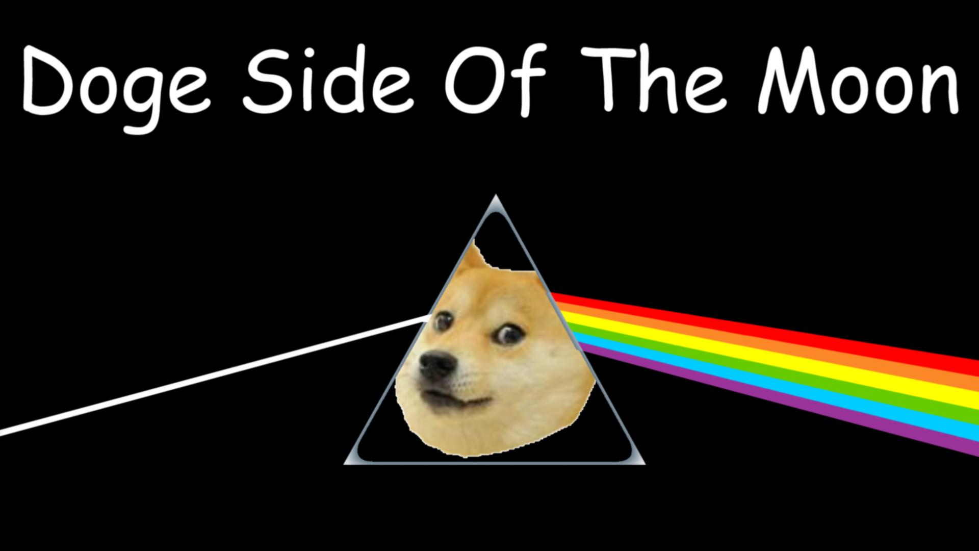 Doge Meme Wallpaper 1080P