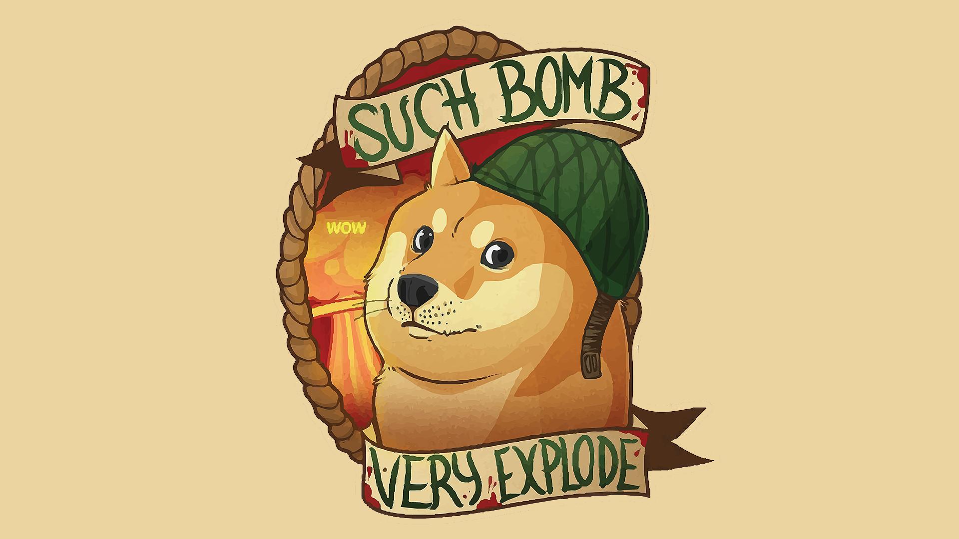 Random wallpaper Stats Donate. Doge