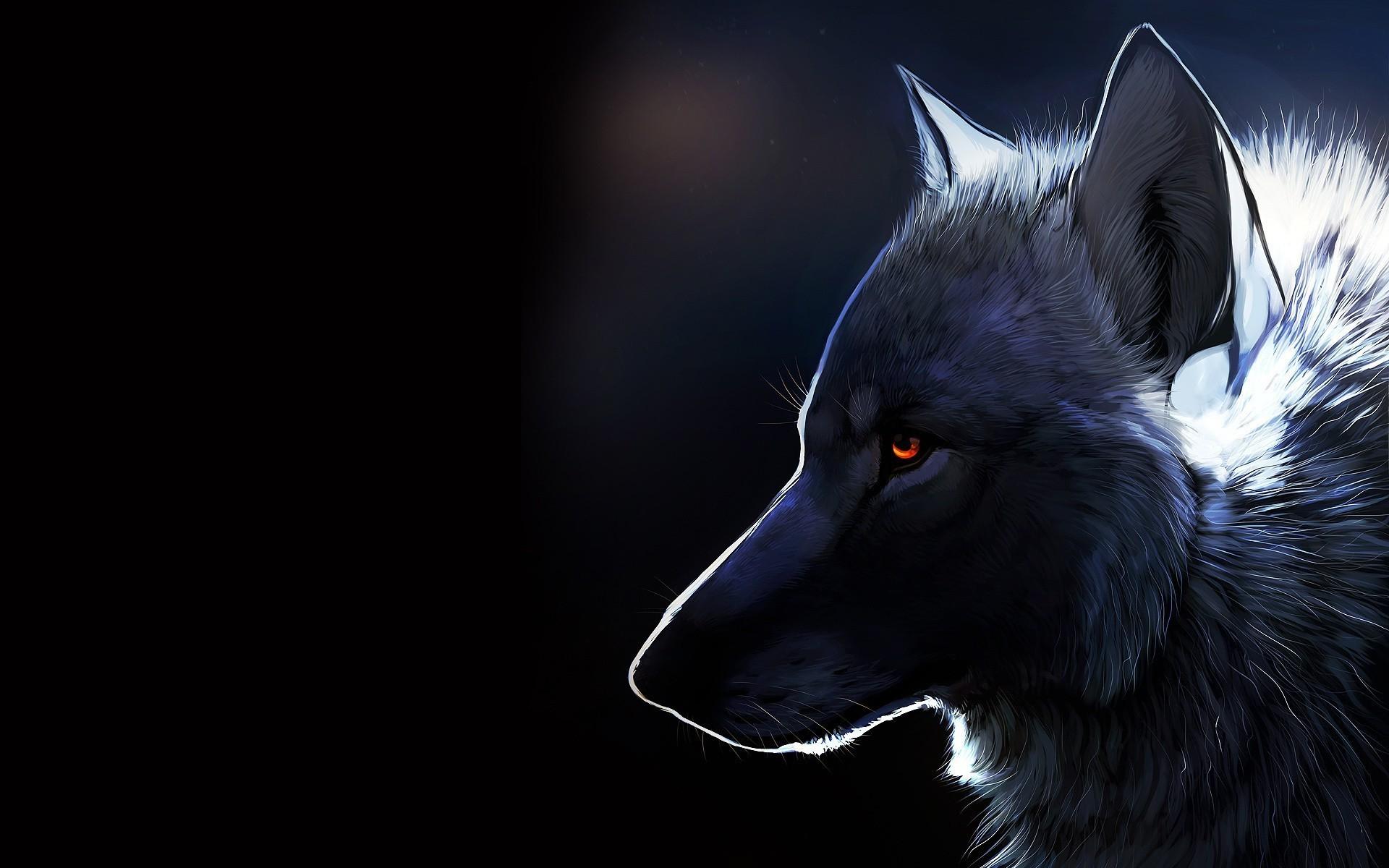 3D Wolves HD Desktop Pictures HD Wallpaper