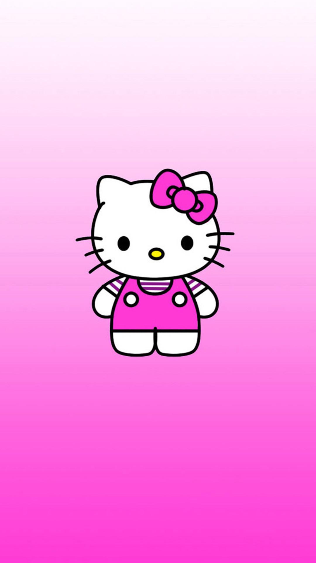Girlish Hello Kitty Pink Cute Japan Cat