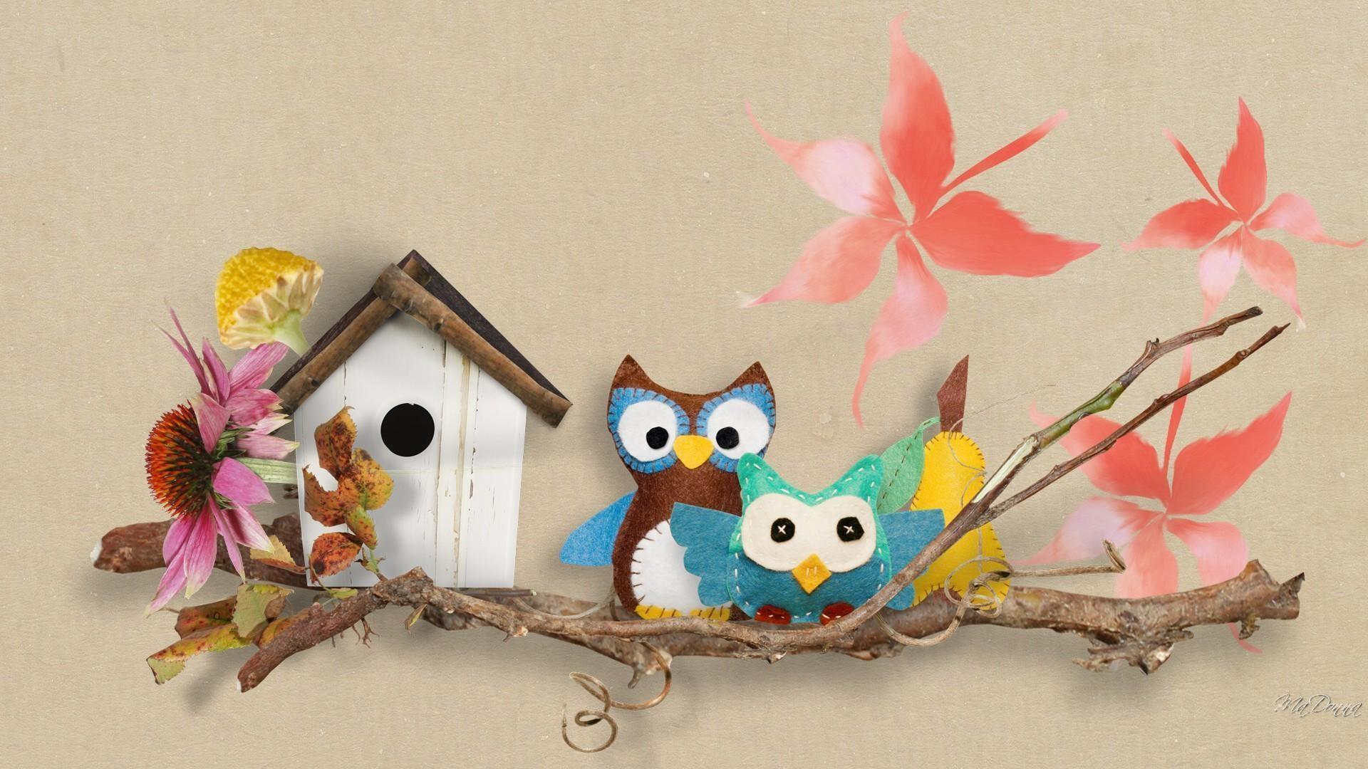 <b>Cute Owl</b> iPhone <b>Wallpapers</