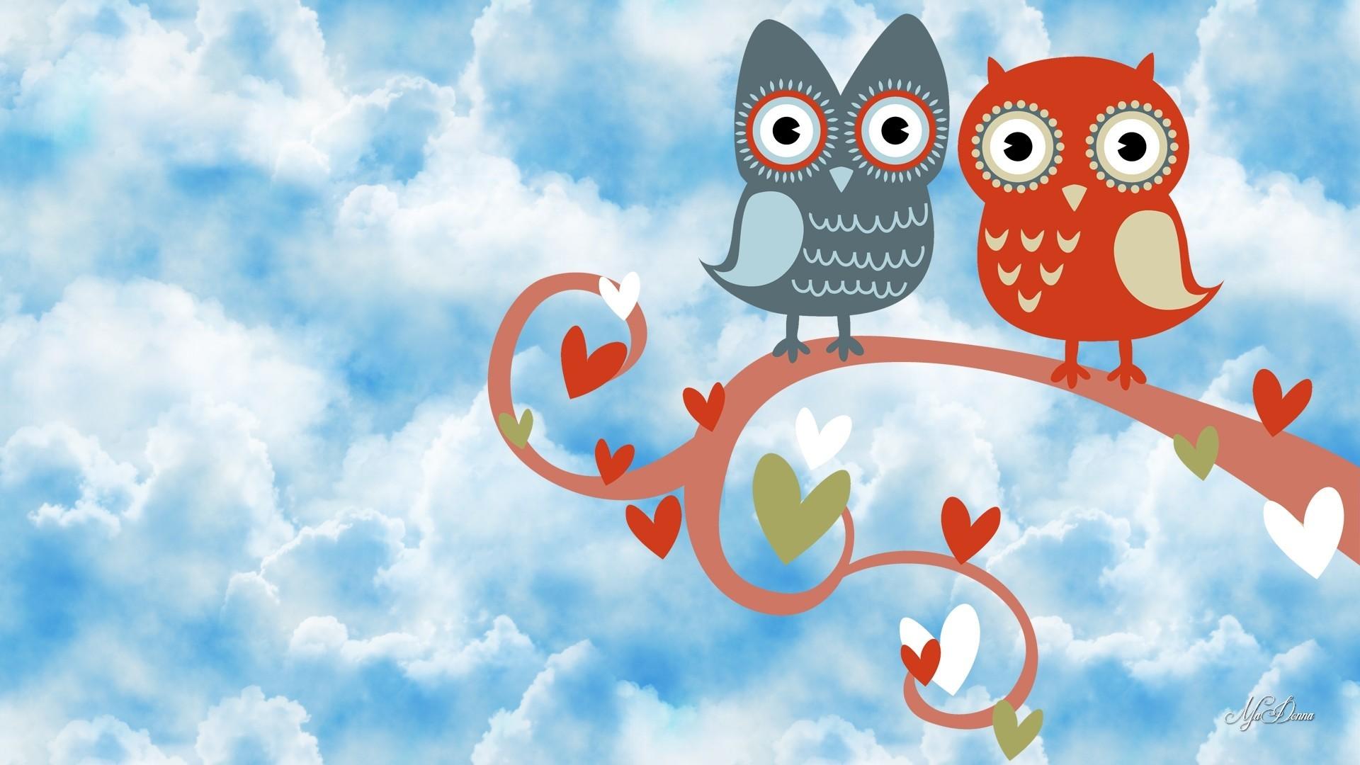 Cute owl tumblr background – photo#26