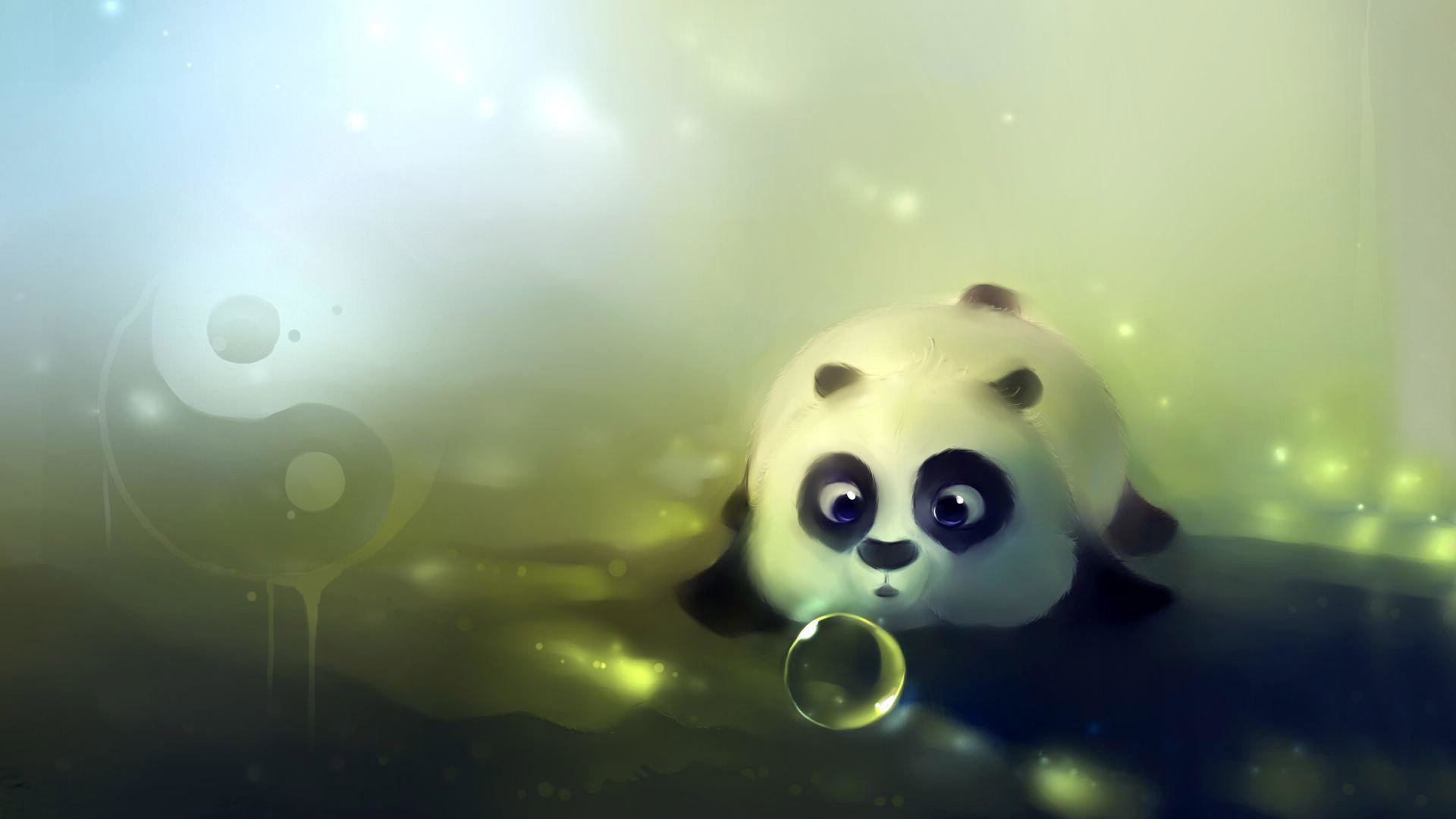 … panda cartoon wallpaper hd image gallery hcpr; cute …