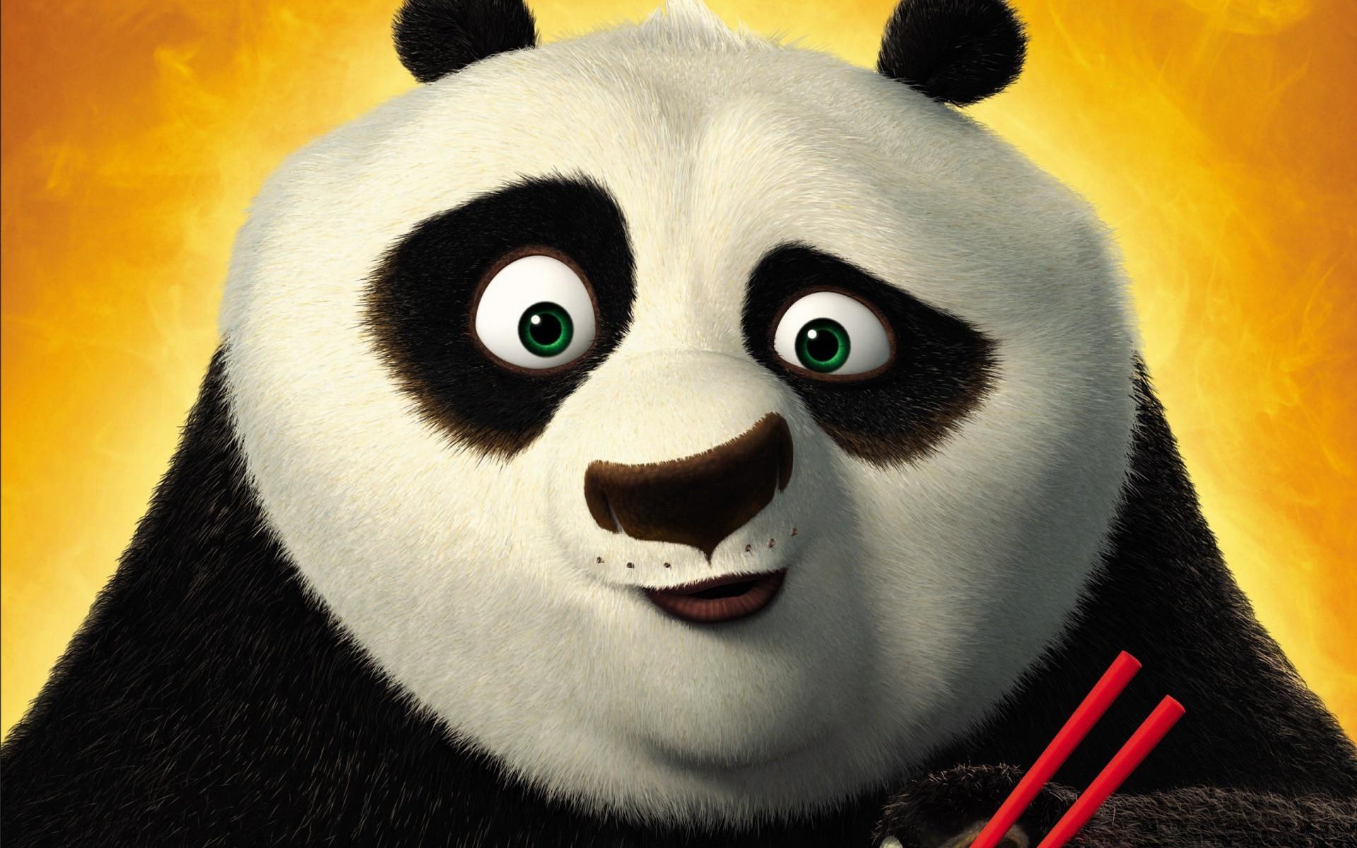 wallpapers panda desktop animal cartoons 1920×1200
