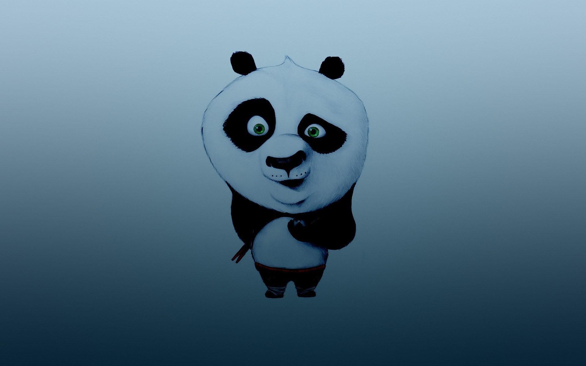 … Kung Fu Panda Art Funny HD Wallpaper | FreeWallsUp